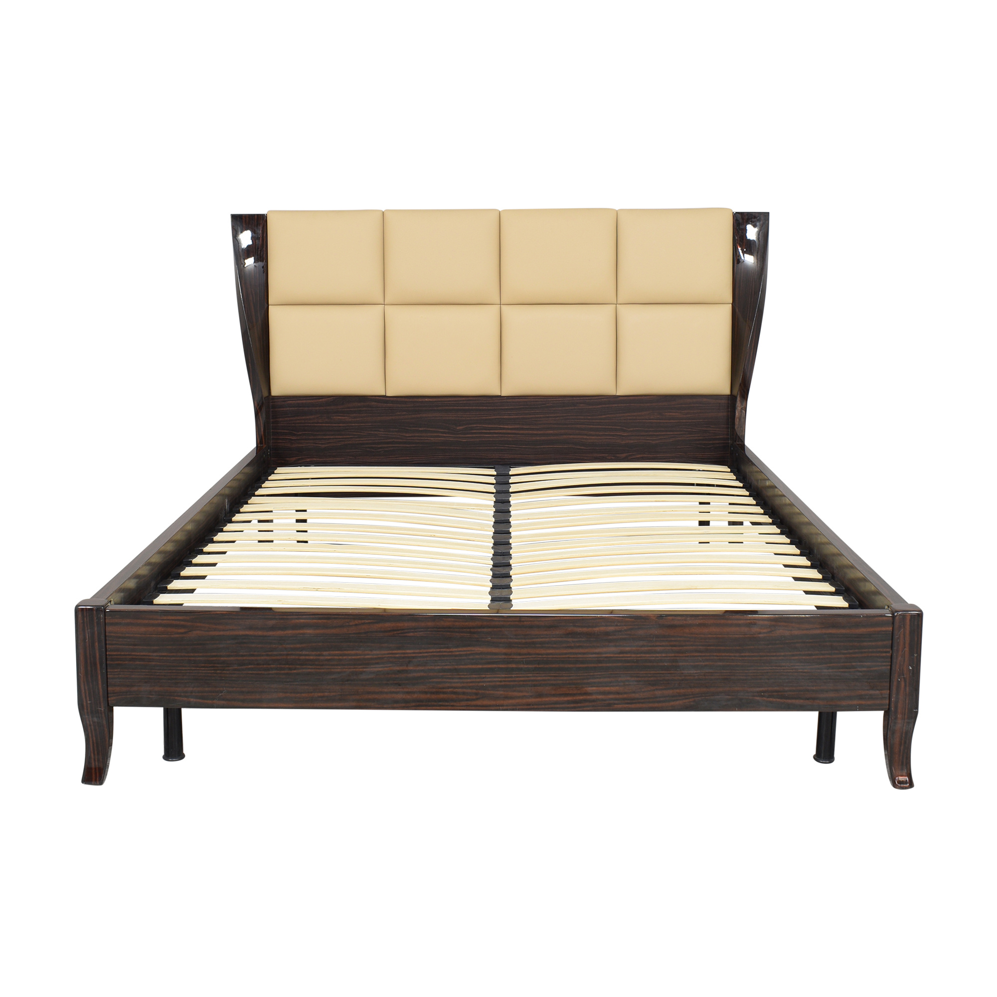 shop  Modern Queen Platform Bed online