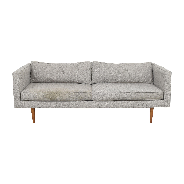 buy West Elm Monroe Mid Century Sofa West Elm Sofas