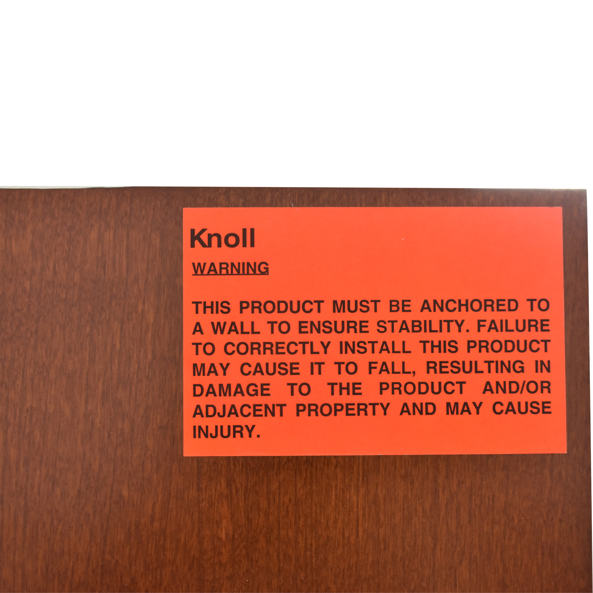 shop Knoll Cabinet Bookcase Knoll Bookcases & Shelving