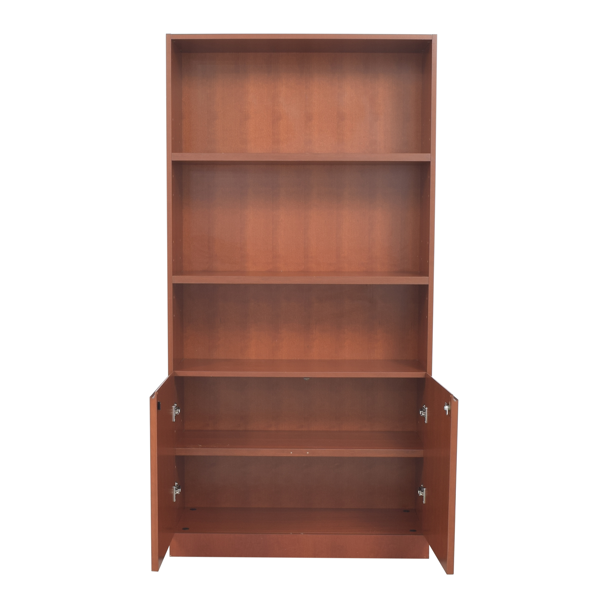 Knoll Knoll Cabinet Bookcase used