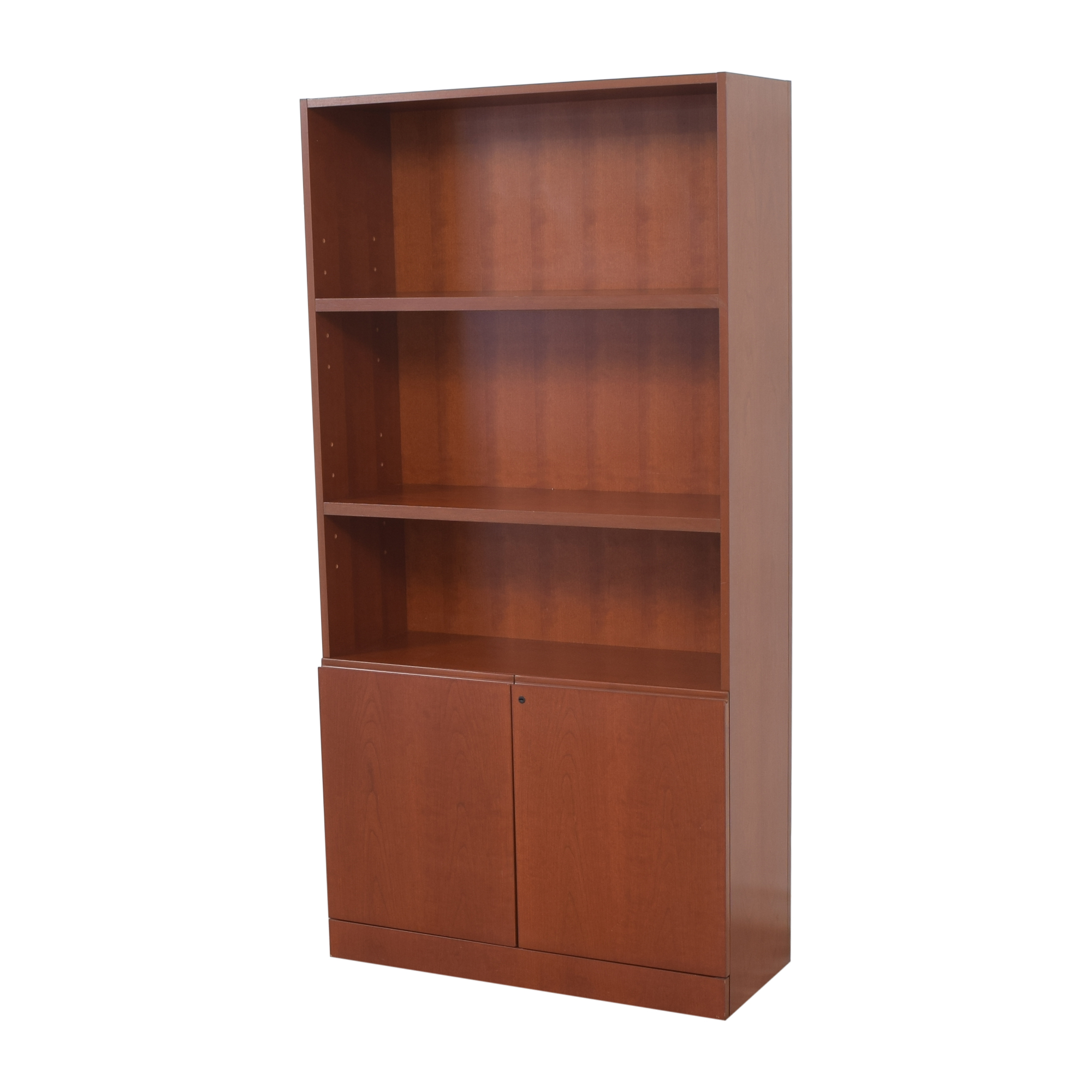 shop Knoll Cabinet Bookcase Knoll Storage