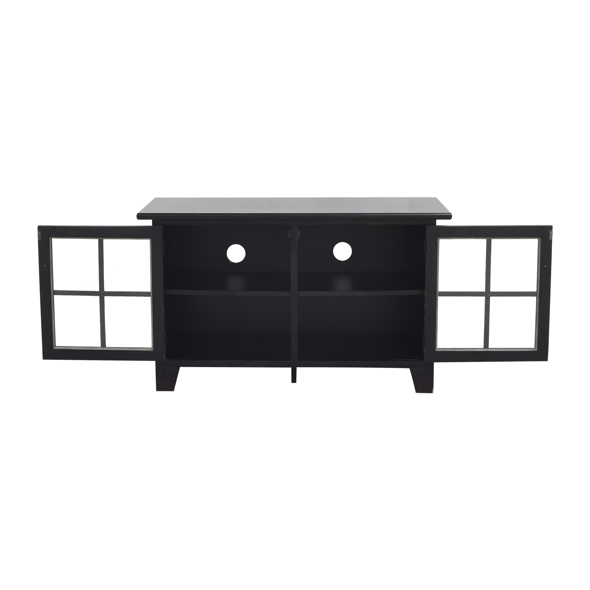 Pottery Barn Pottery Barn Two Door Media Cabinet coupon