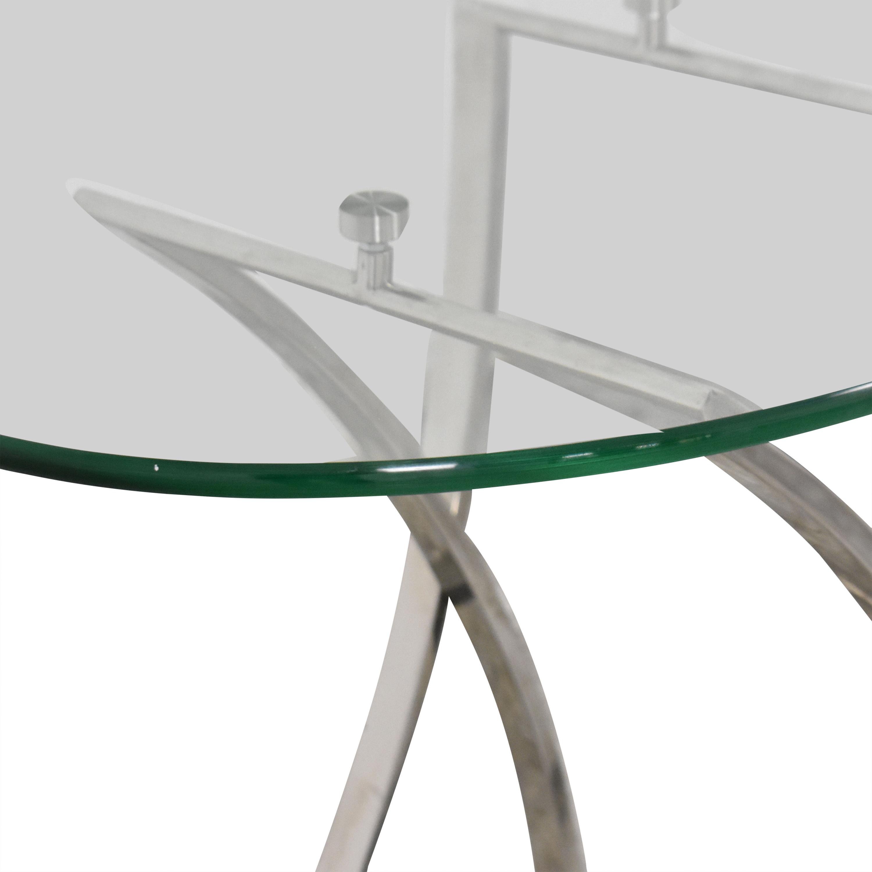 Bloomingdale's Bloomingdale's Oval Side Table nyc