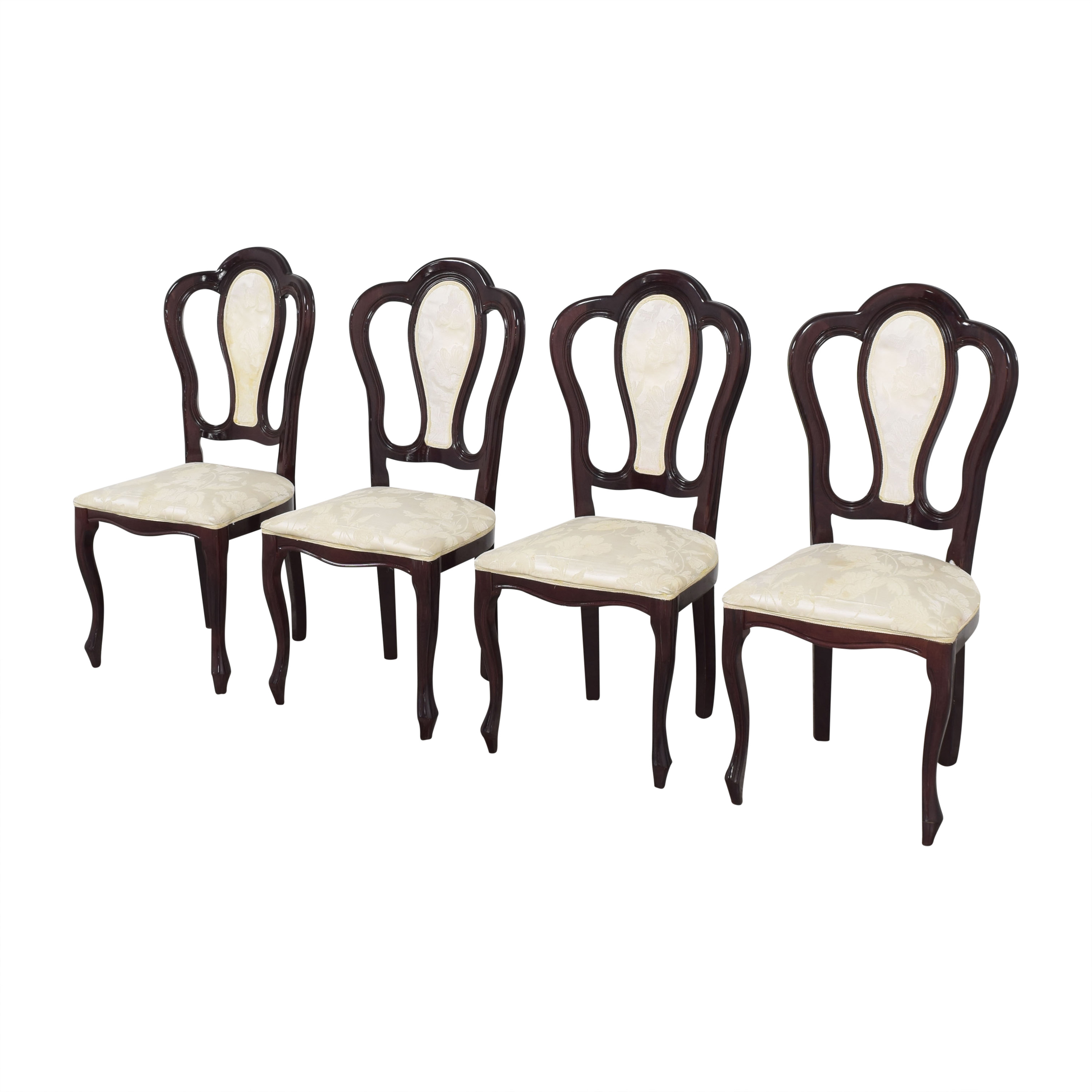 buy Floral Upholstered Dining Chairs  Dining Chairs
