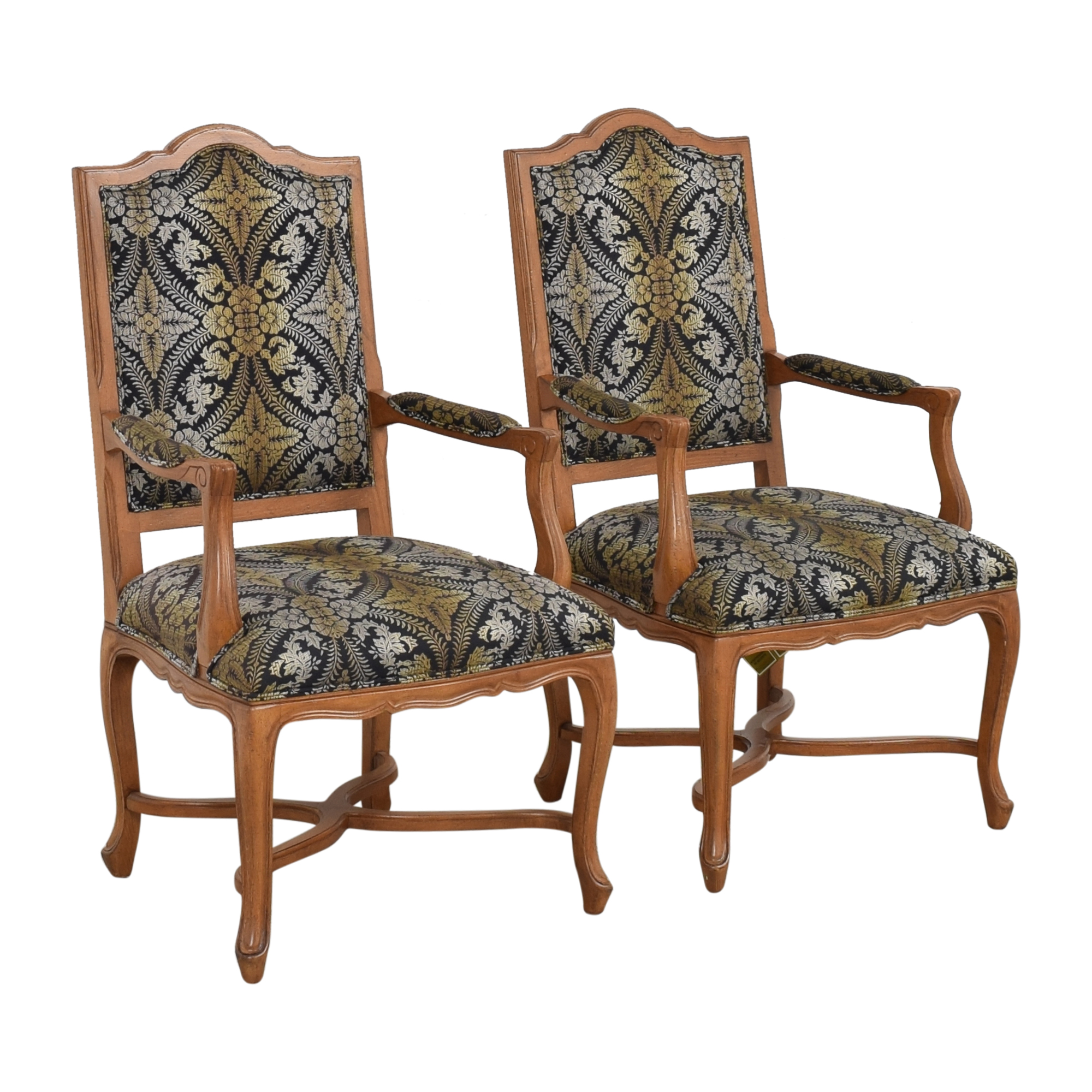 Ethan Allen Ethan Allen Dining Arm Chairs ma