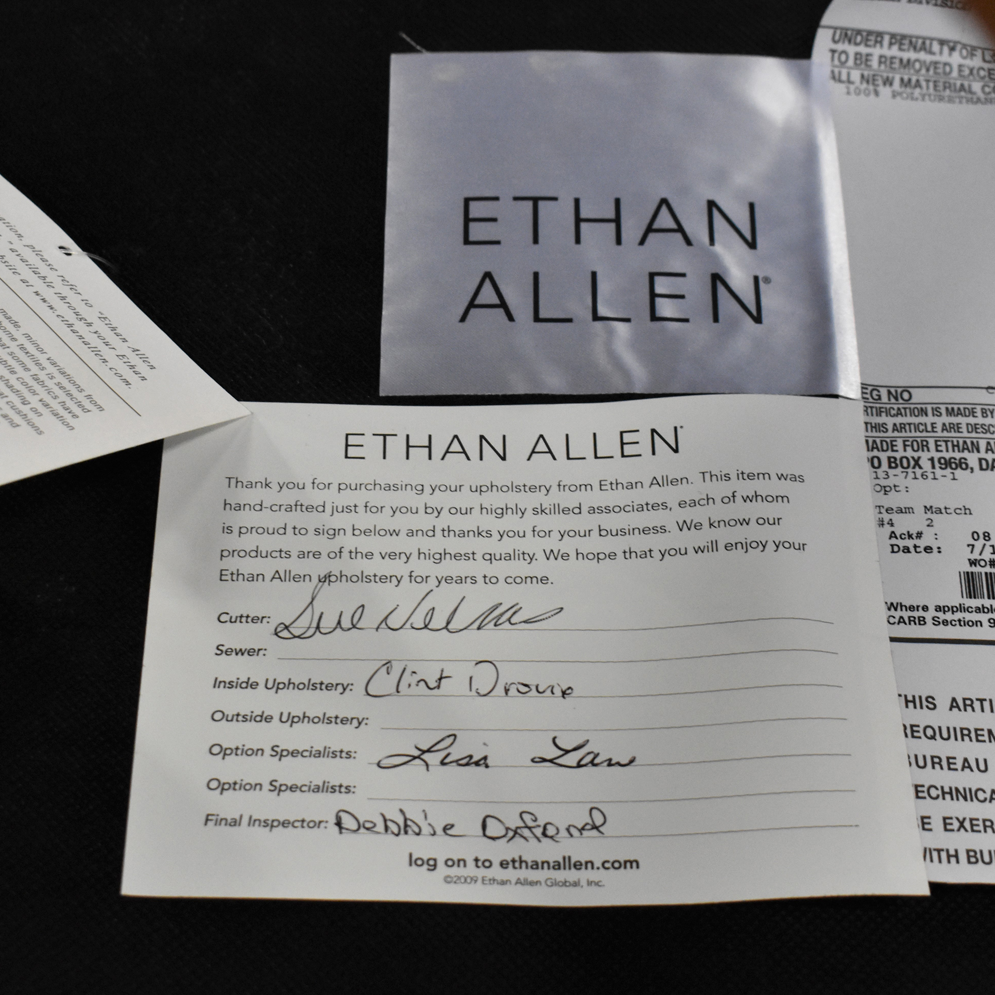 Ethan Allen Ethan Allen Dining Arm Chairs for sale