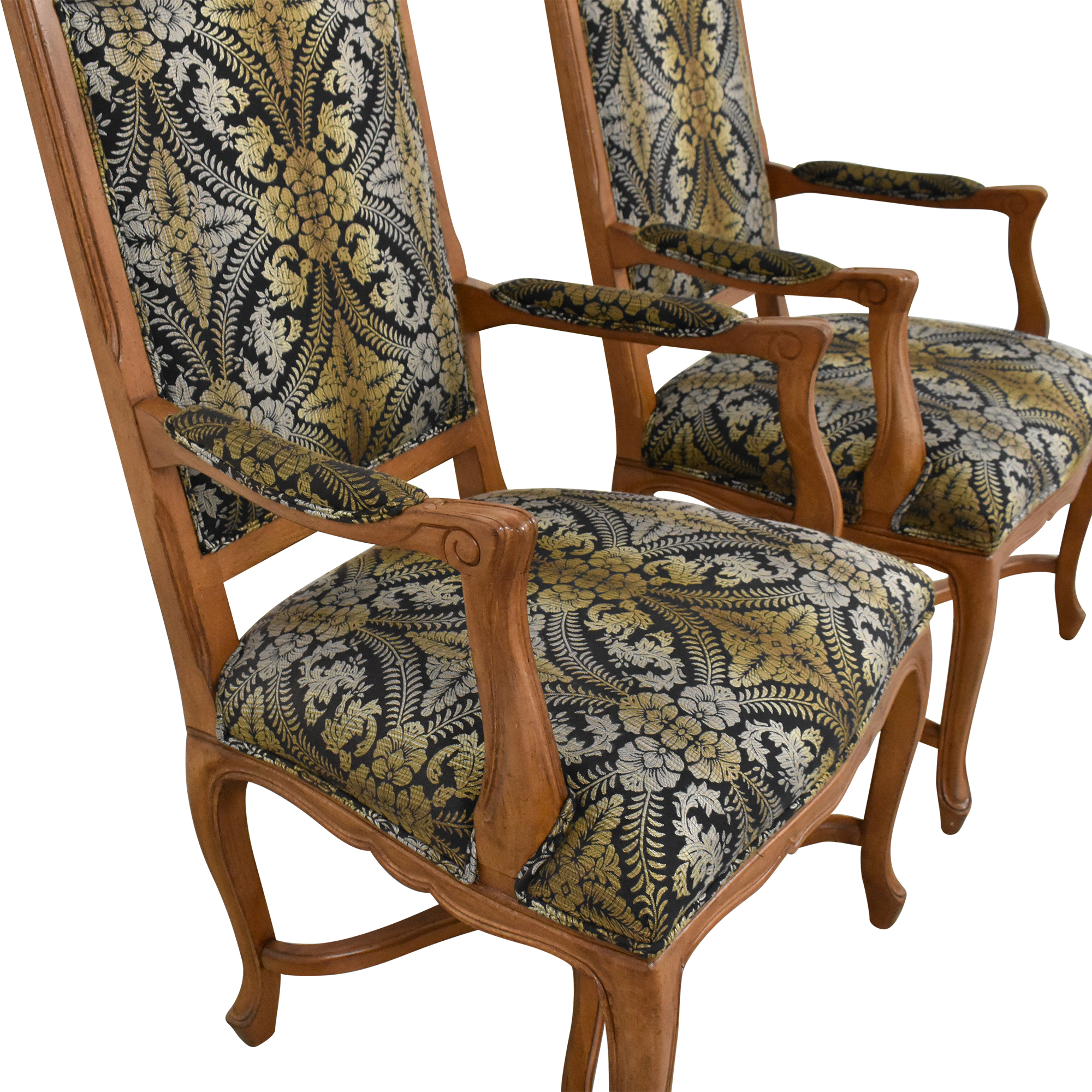 buy Ethan Allen Dining Arm Chairs Ethan Allen Dining Chairs