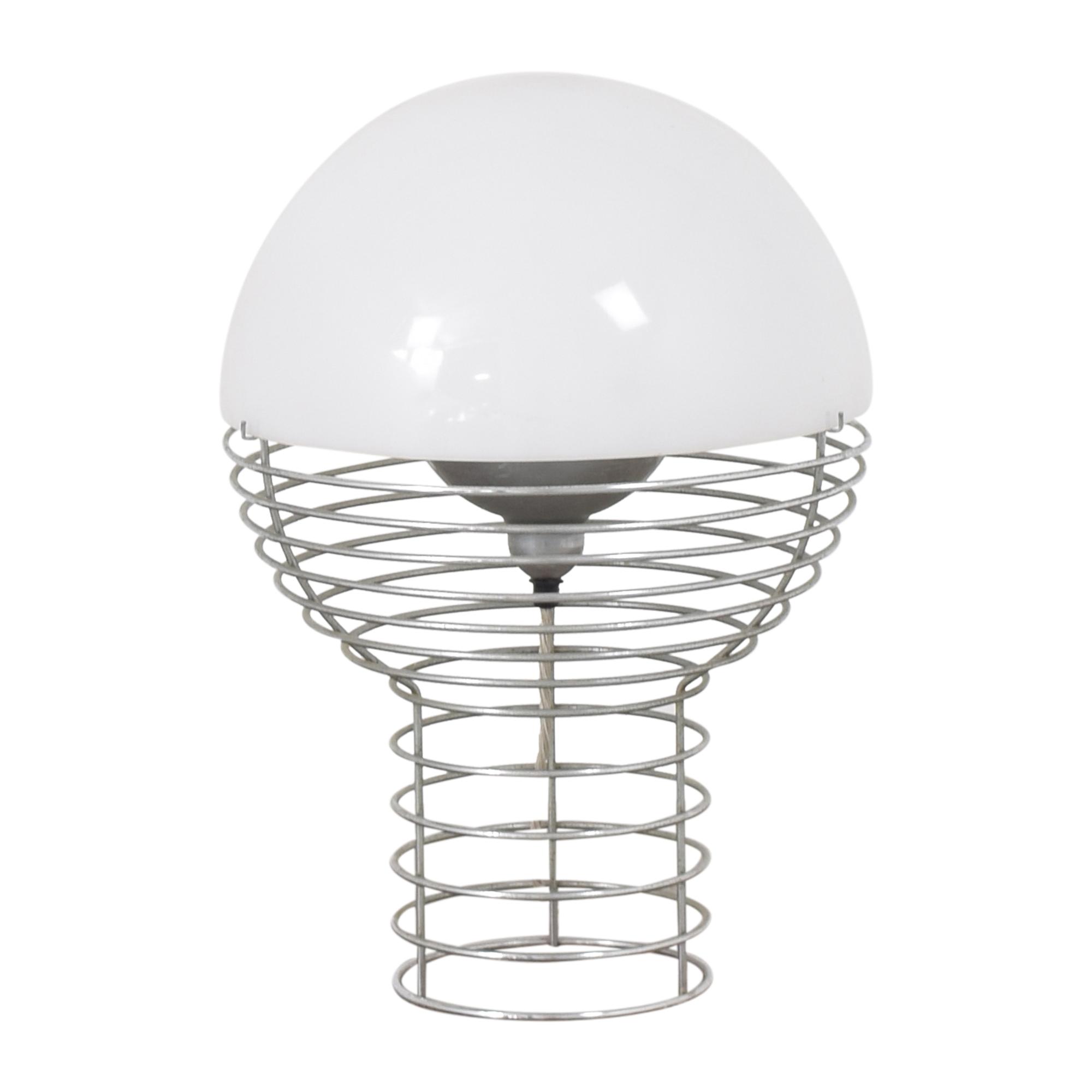 Verpan Verpan Wire Table Lamp used