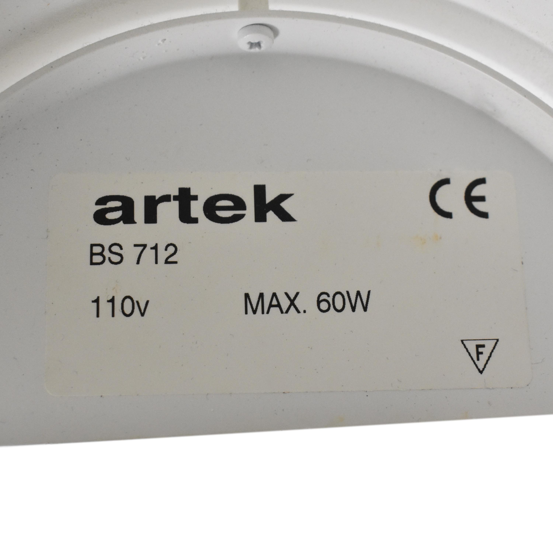 Artek Artek BS712 Table Lamp white & silver