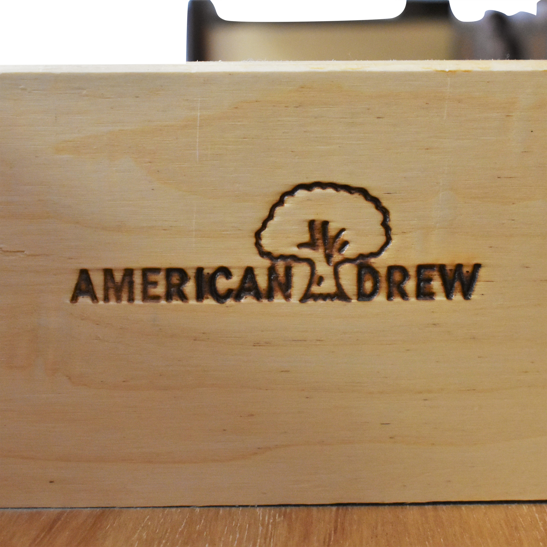buy American Drew American Drew Triple Dresser with Mirror online