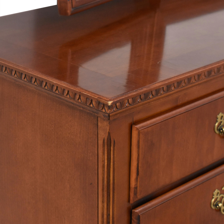 shop American Drew Triple Dresser with Mirror American Drew
