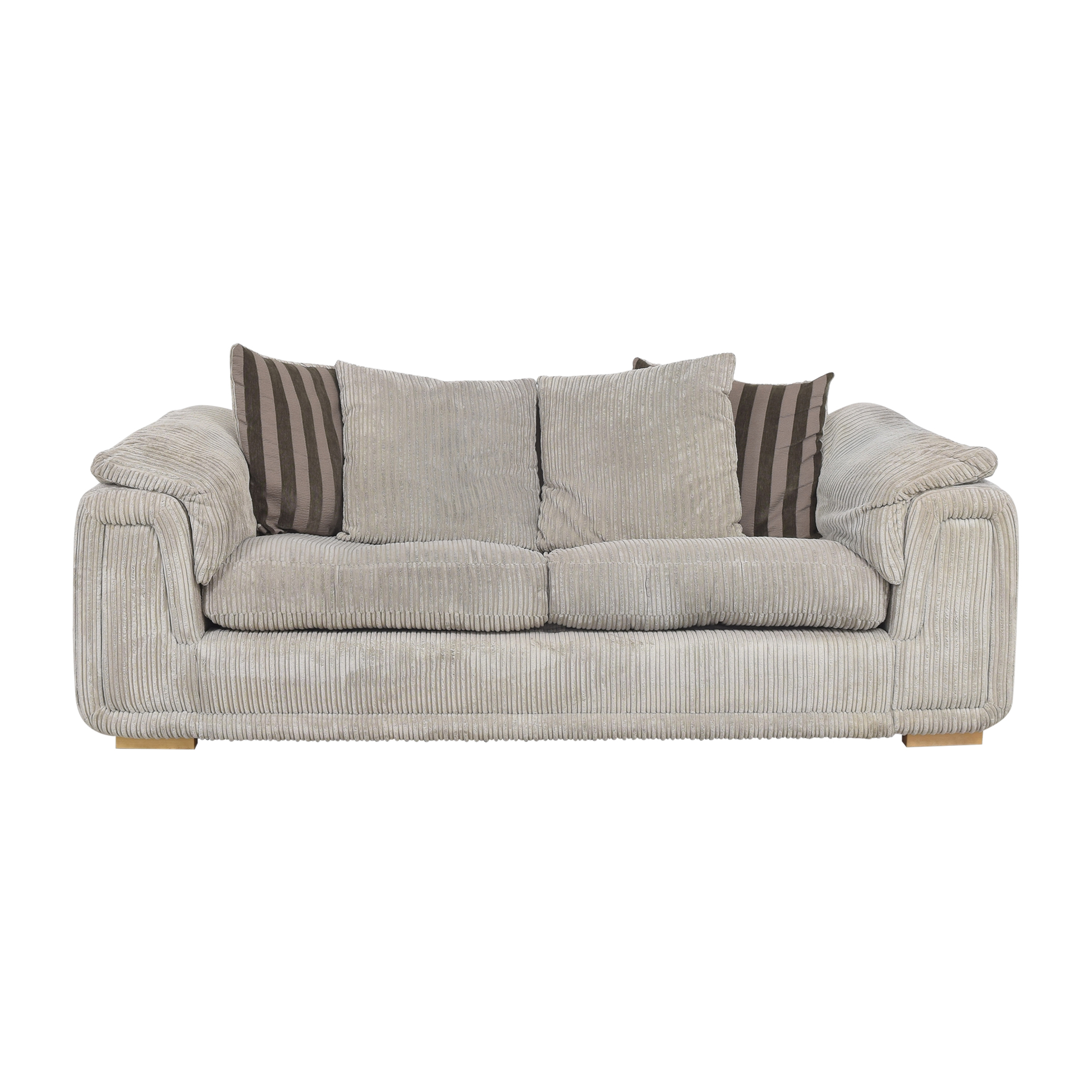 Two Cushion Sleeper Sofa ct