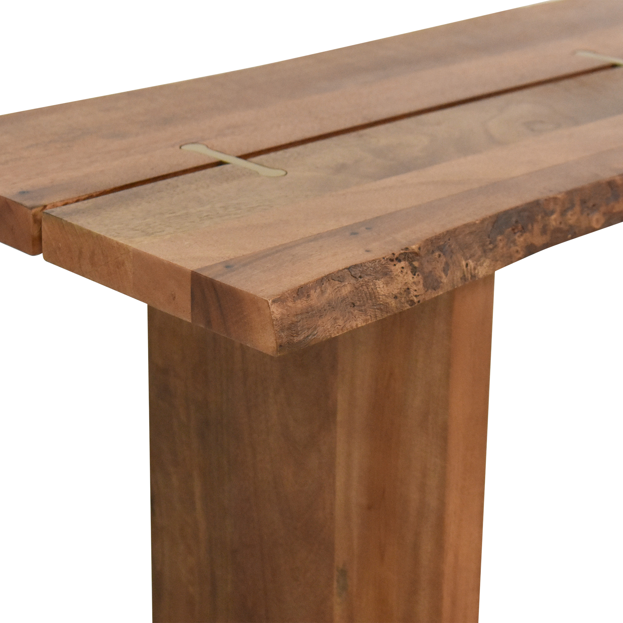 shop World Market World Market Live Edge Sansur Console Table online