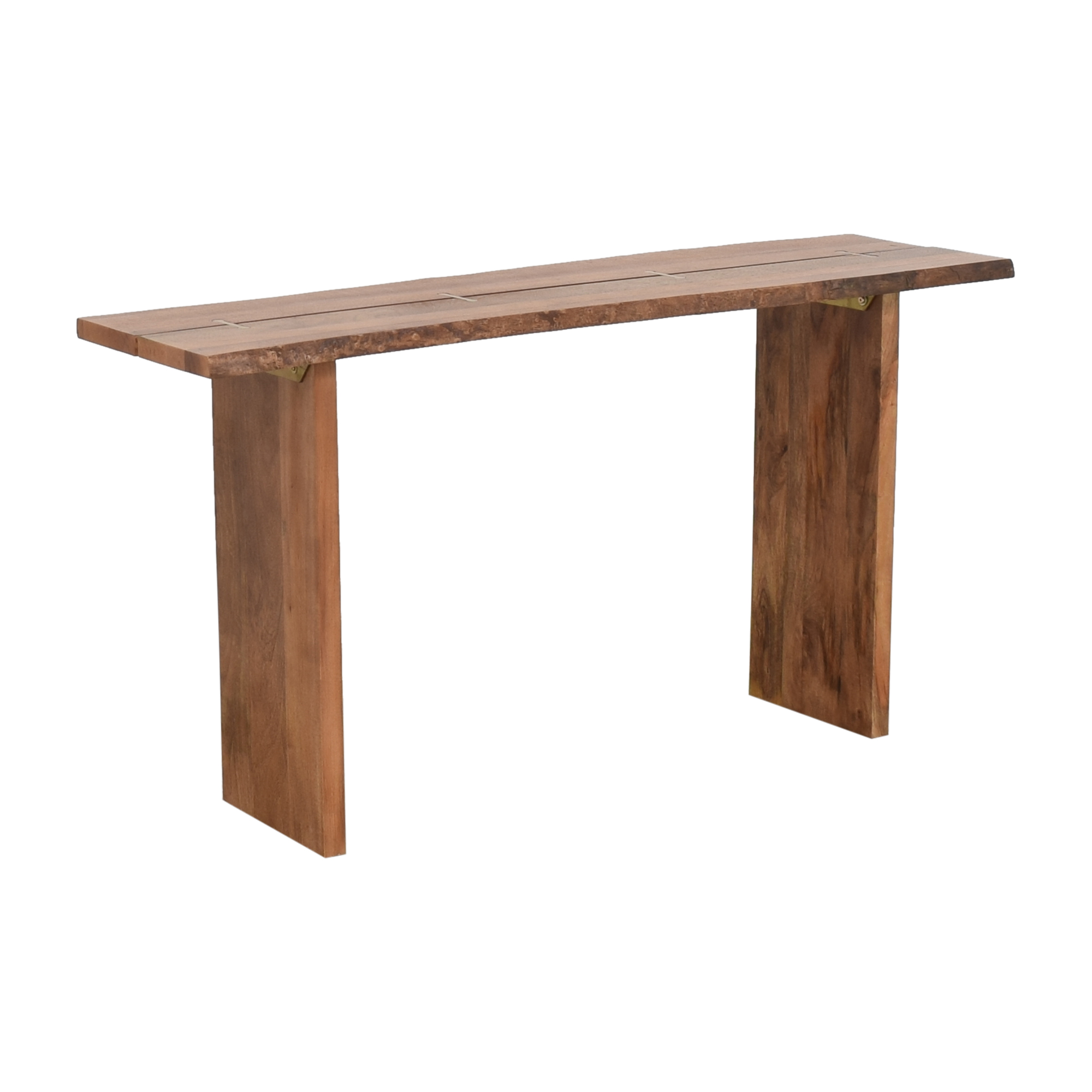 World Market World Market Live Edge Sansur Console Table ct