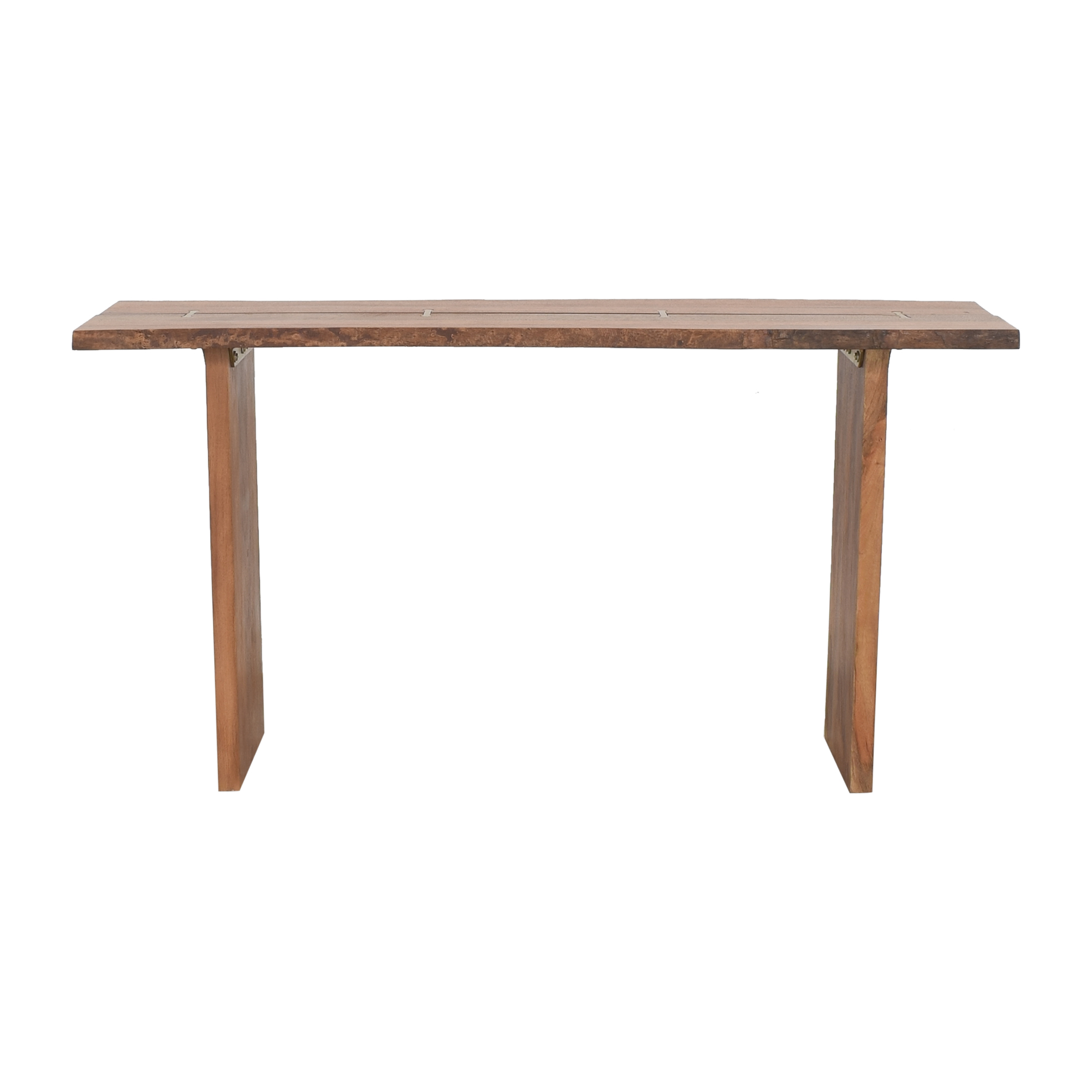 World Market World Market Live Edge Sansur Console Table on sale