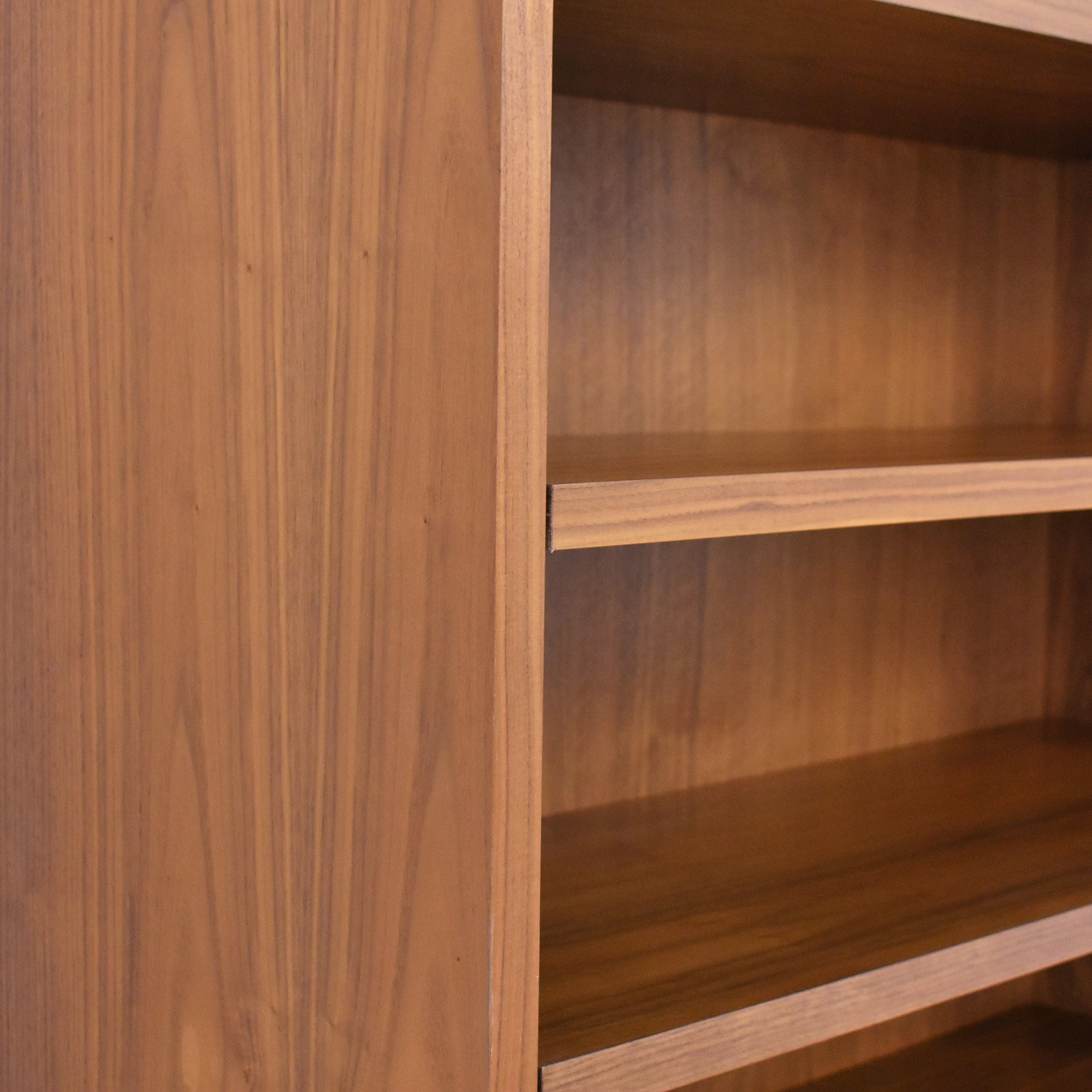buy Room & Board Copenhagen Two Door Bookcase Room & Board Bookcases & Shelving