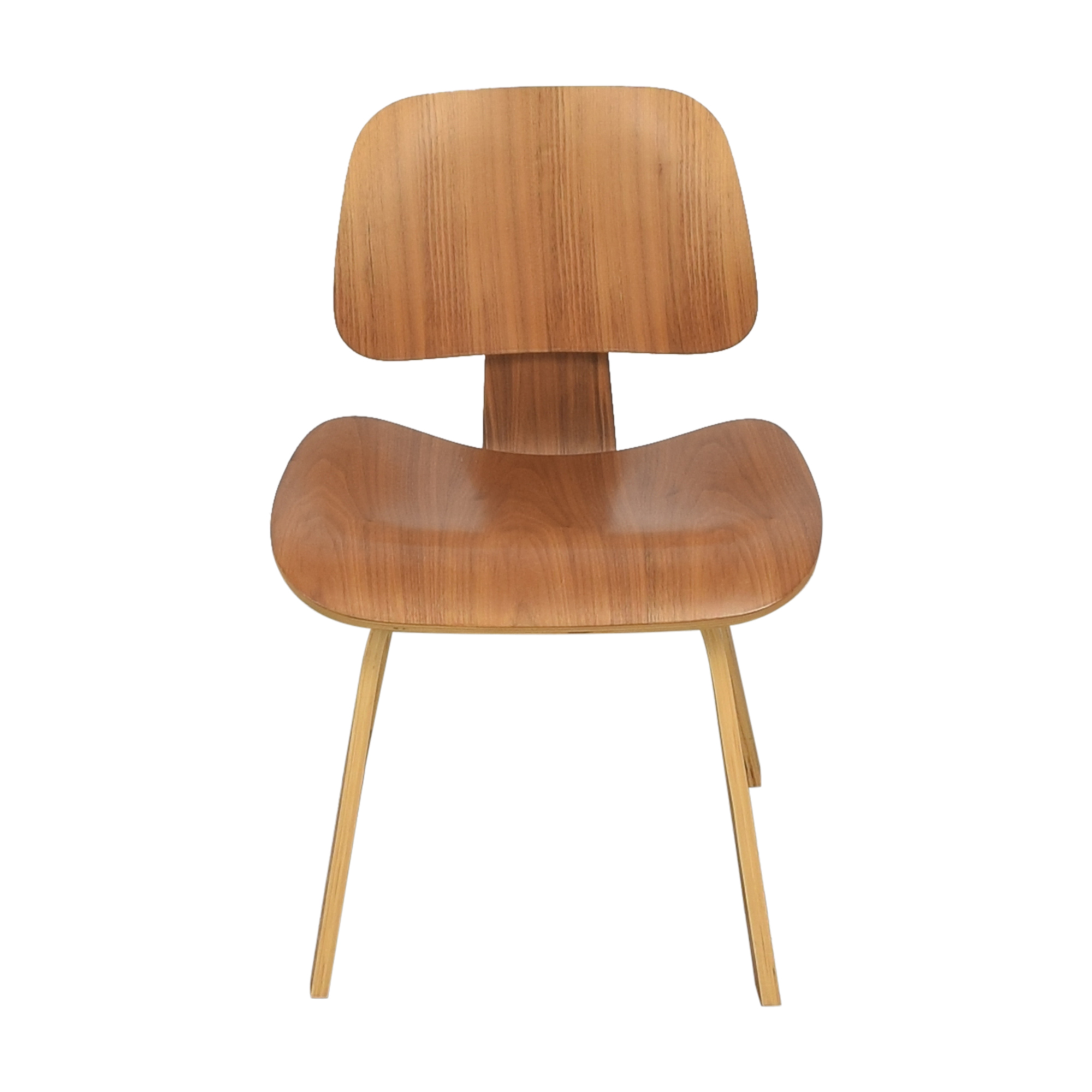 Modern Eames-Style Side Chair used