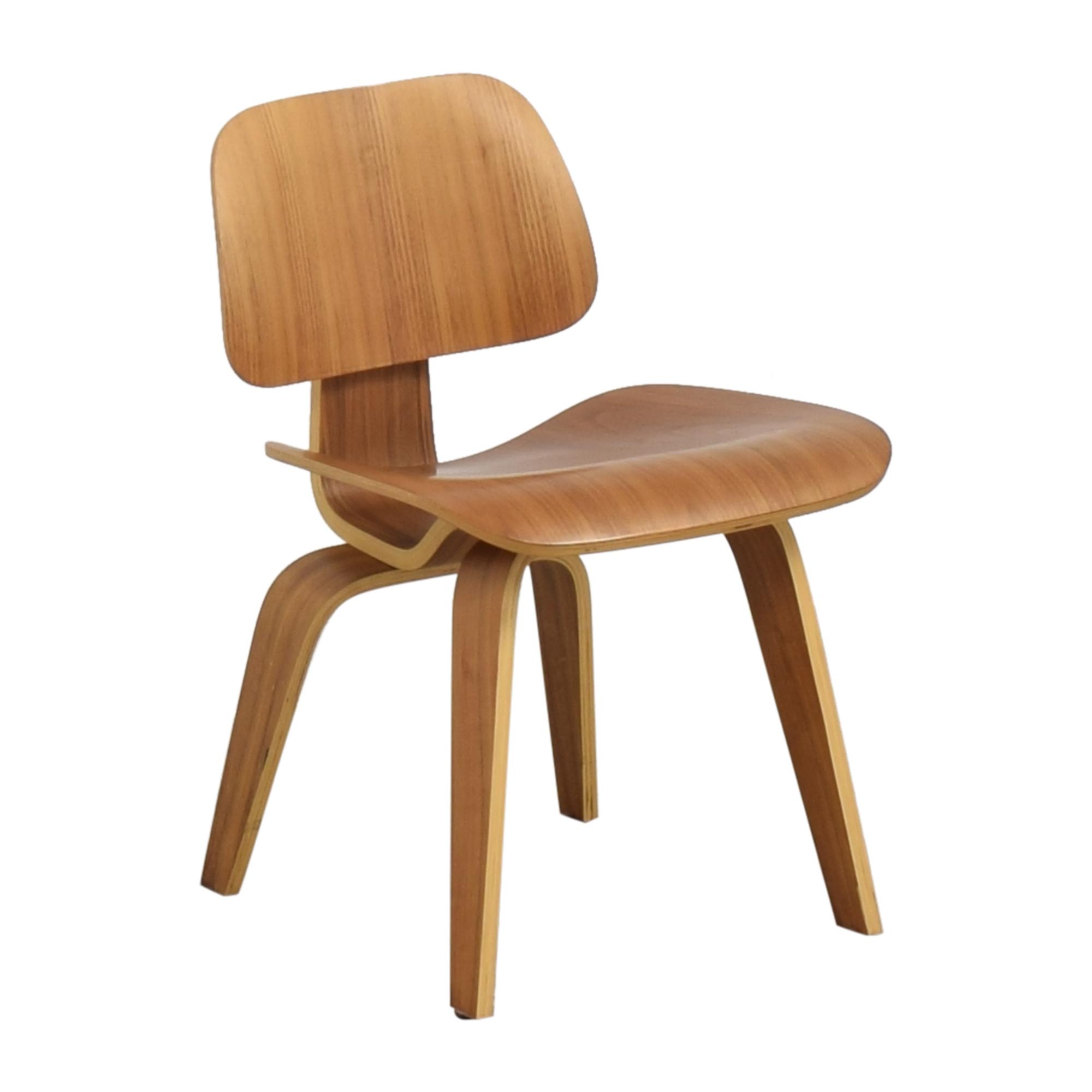 Modern Eames-Style Side Chair nj