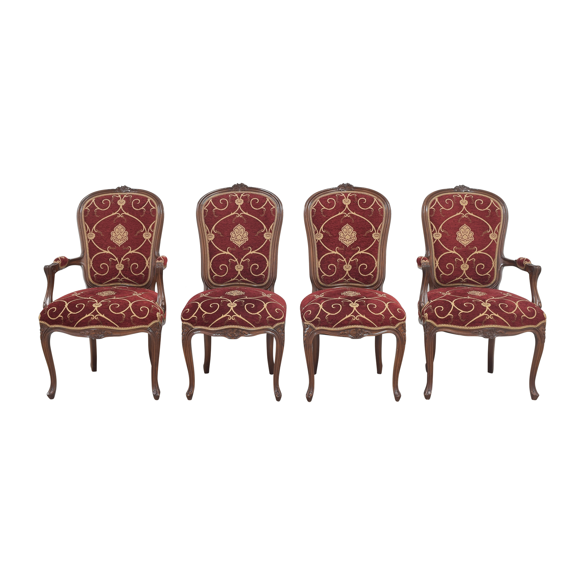 Louis J. Solomon Louis J. Solomon Louis XV Dining Chairs discount