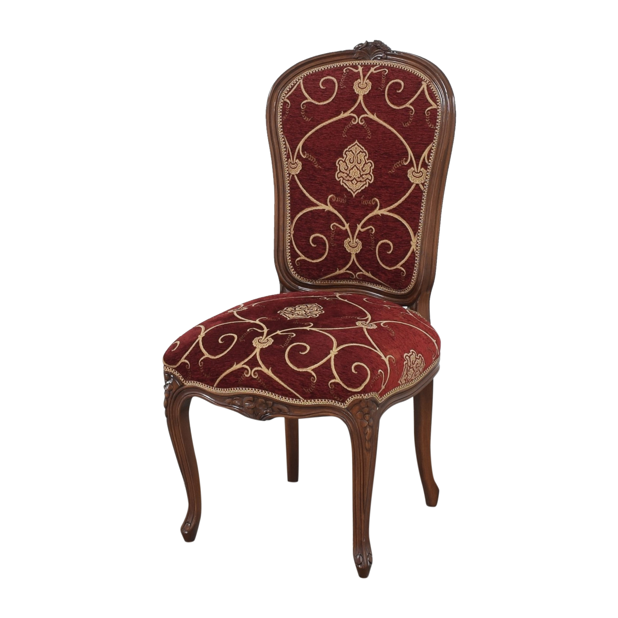 Louis J. Solomon Louis J. Solomon Louis XV Dining Chairs dimensions