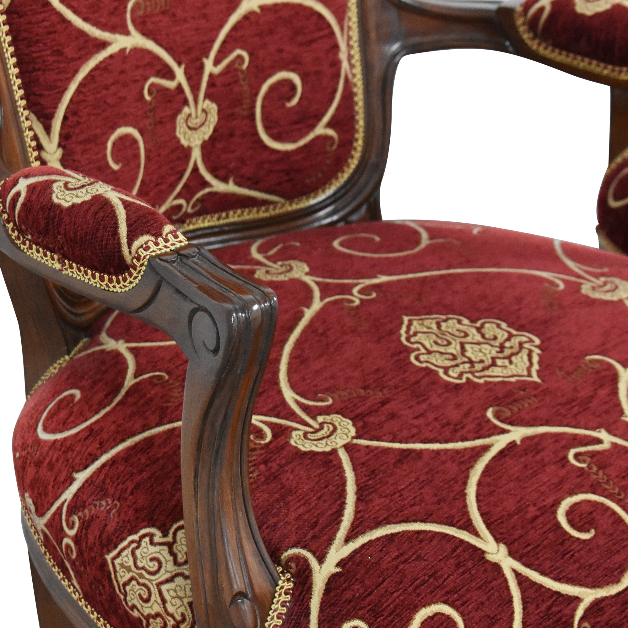 Louis J. Solomon Louis J. Solomon Louis XV Dining Chairs used