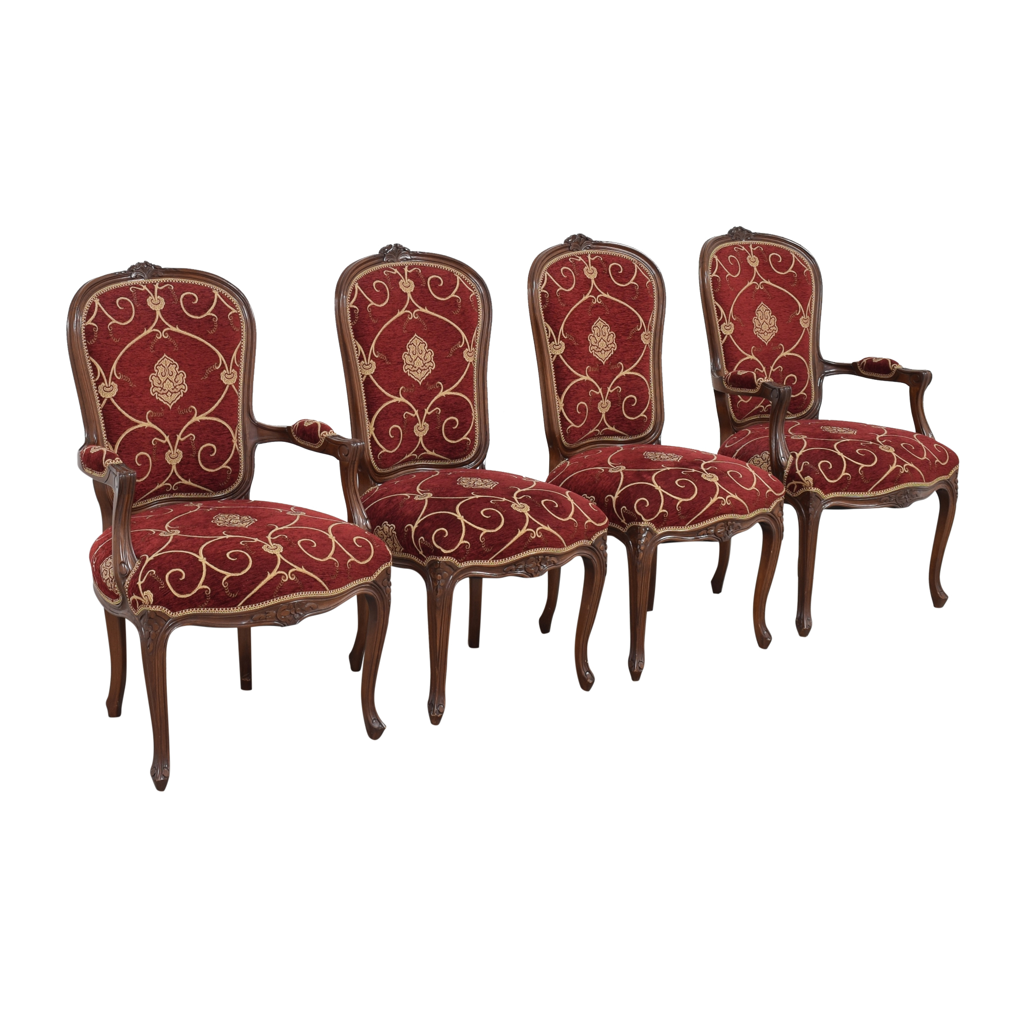 Louis J. Solomon Louis J. Solomon Louis XV Dining Chairs price