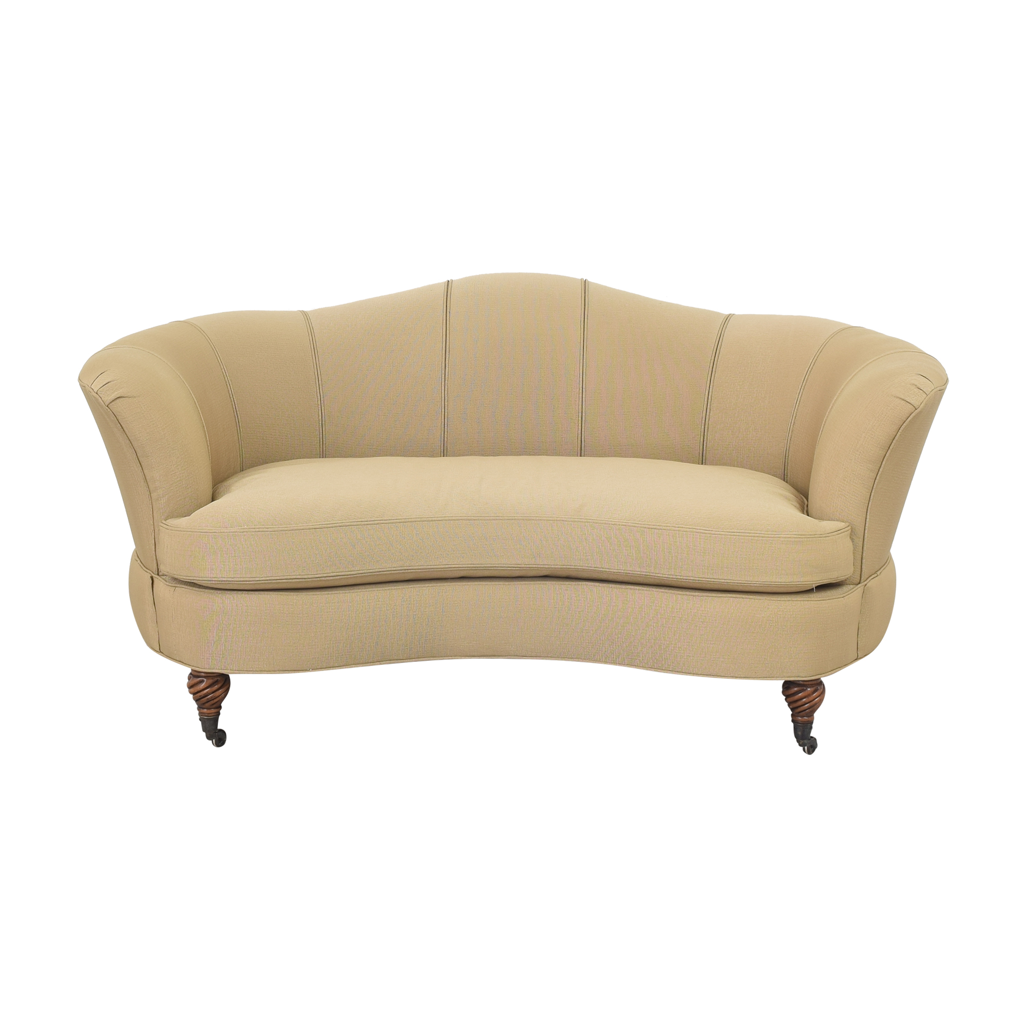 Sherrill Furniture Sherrill Furniture Crescent Sofa pa