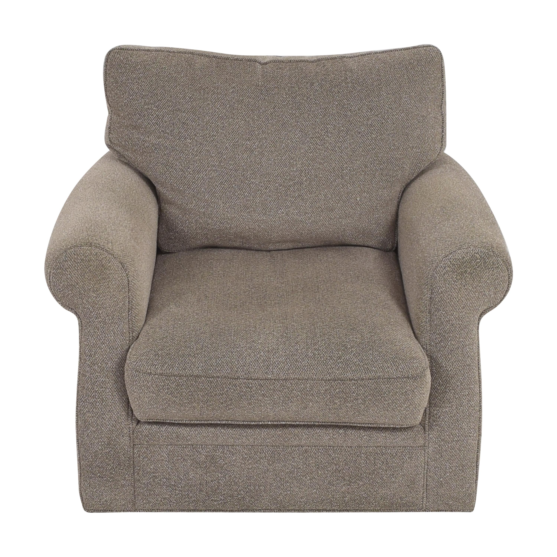 buy Arhaus Landsbury Swivel Chair Arhaus