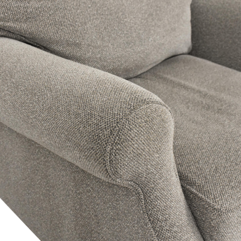Arhaus Arhaus Landsbury Swivel Chair Accent Chairs