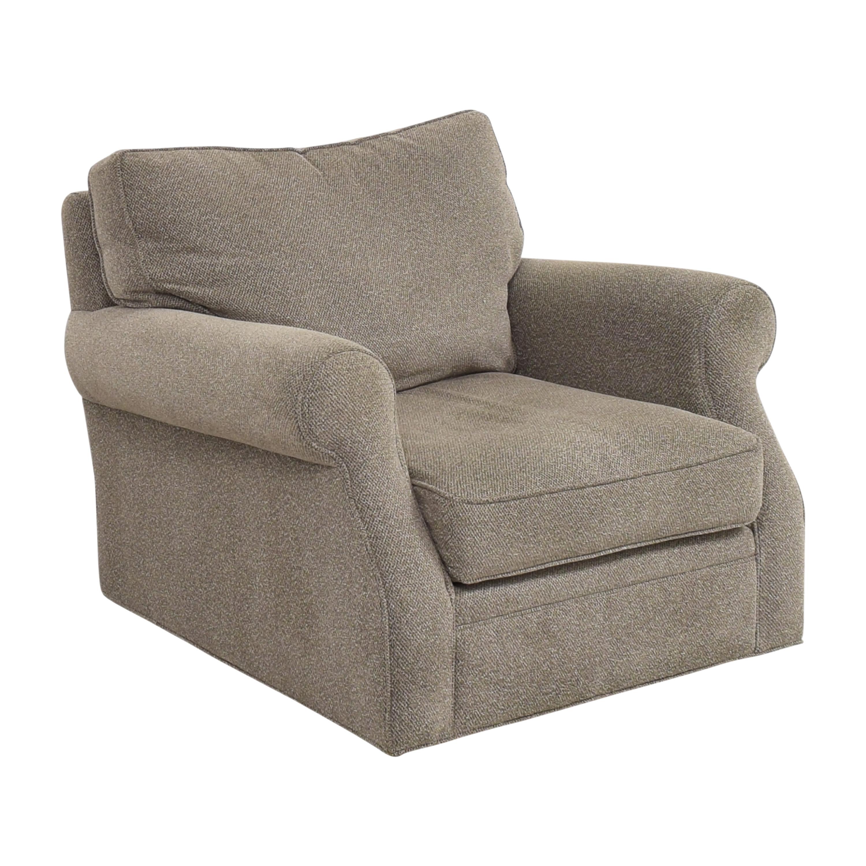 Arhaus Arhaus Landsbury Swivel Chair ct