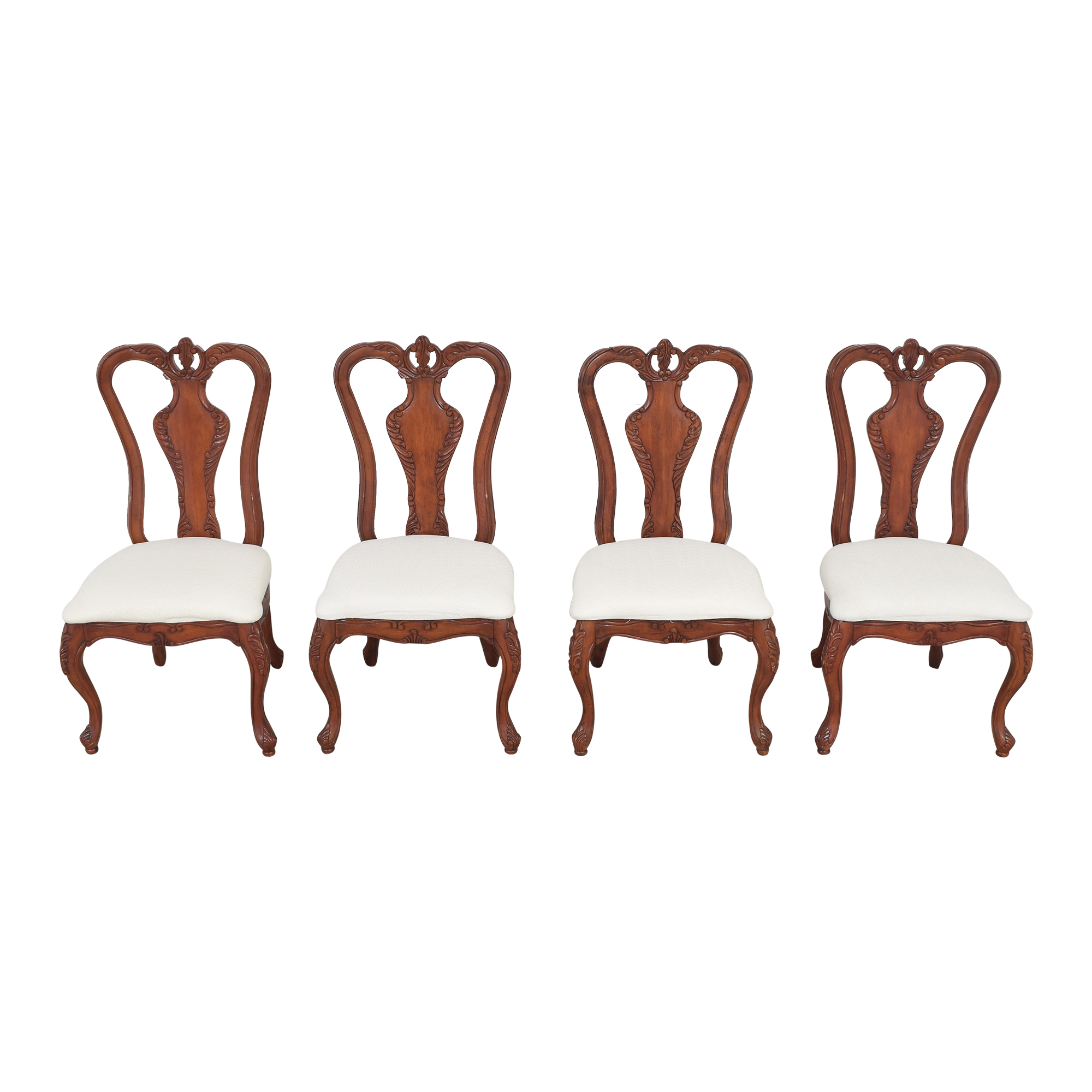 Upholstered Dining Side Chairs on sale