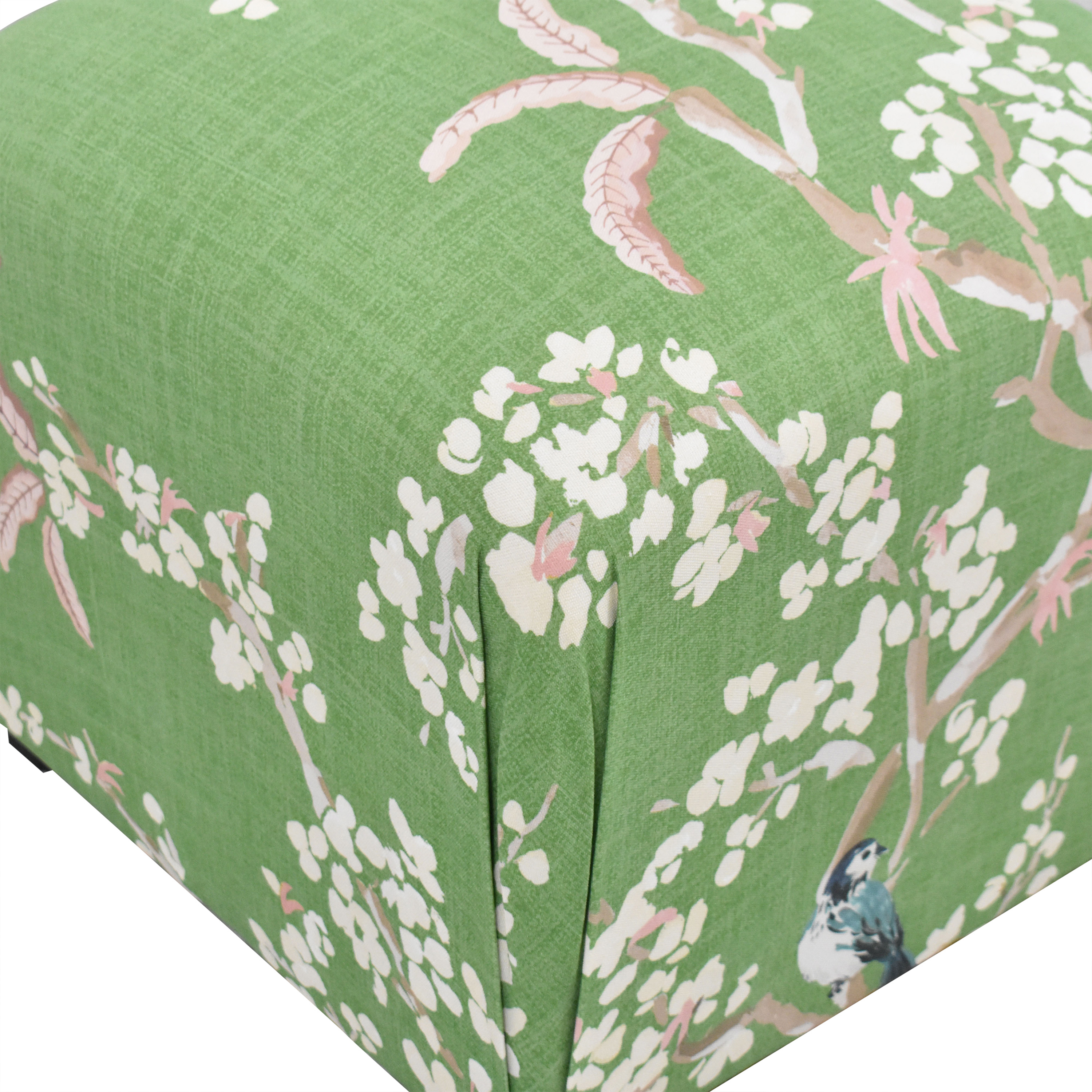 The Inside Cherry Blossom Deco Ottoman / Chairs