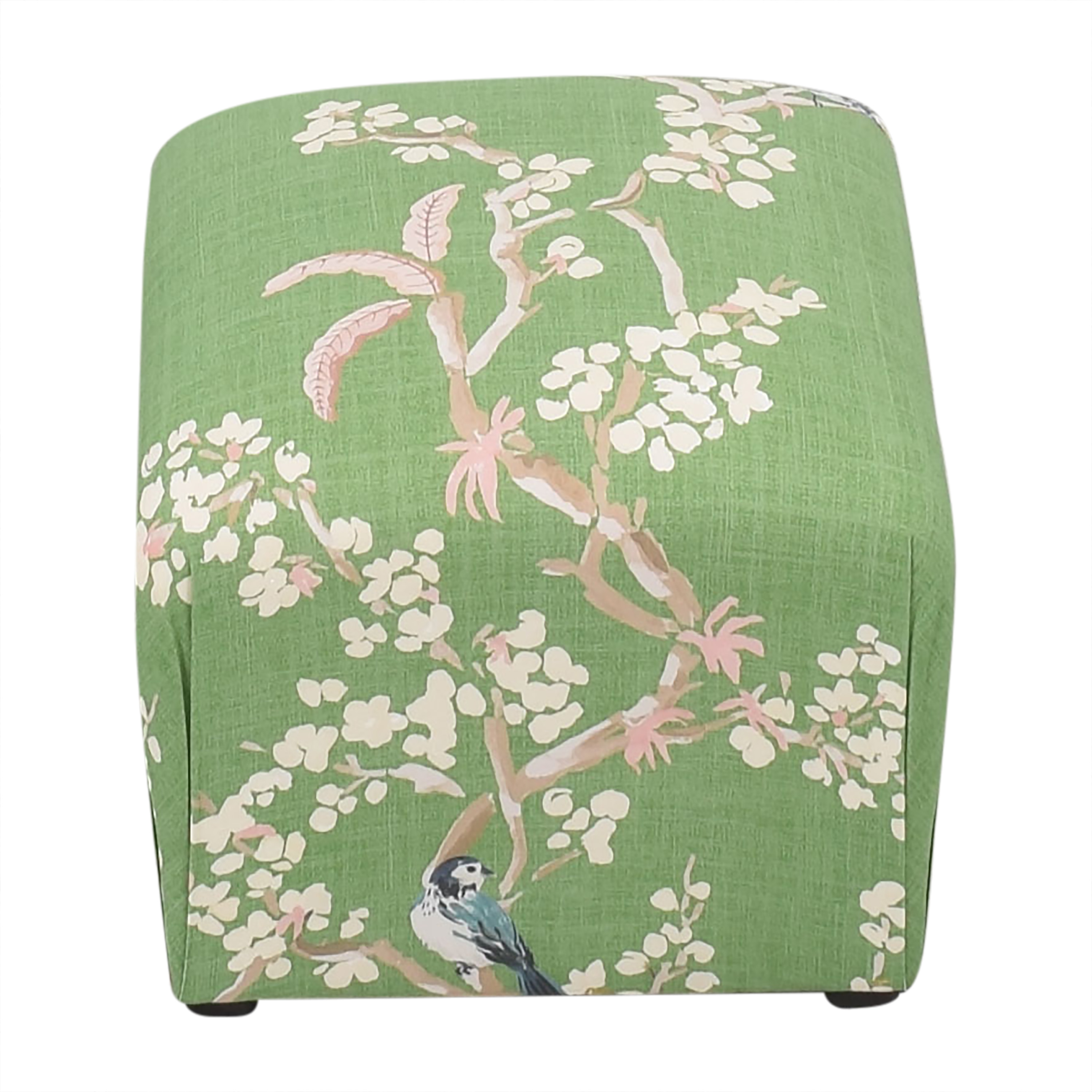 The Inside The Inside Cherry Blossom Deco Ottoman coupon