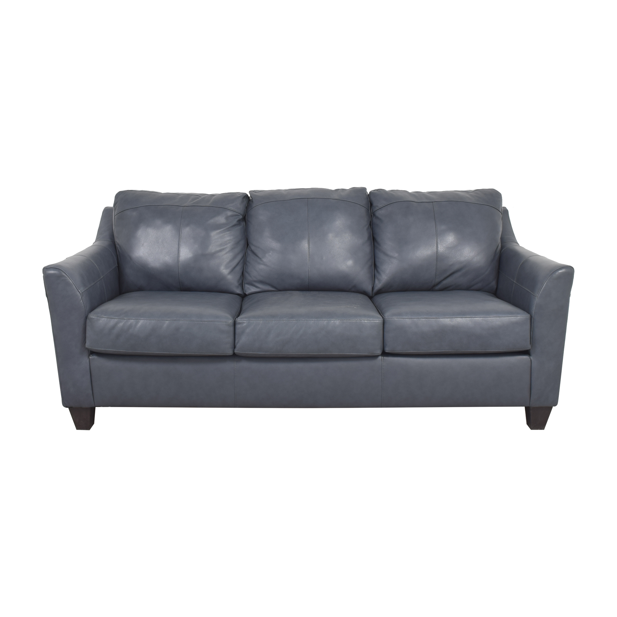 shop Raymour & Flanigan Raylen Three Cushion Sofa Raymour & Flanigan Sofas