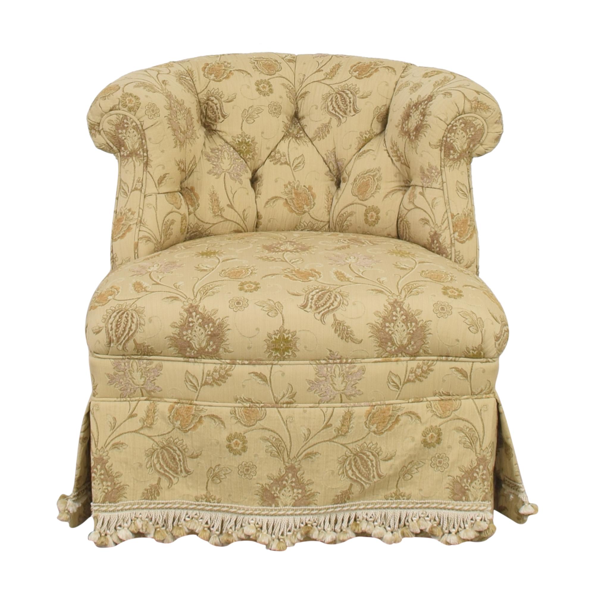 Kravet Kravet Skirted Accent Chair coupon