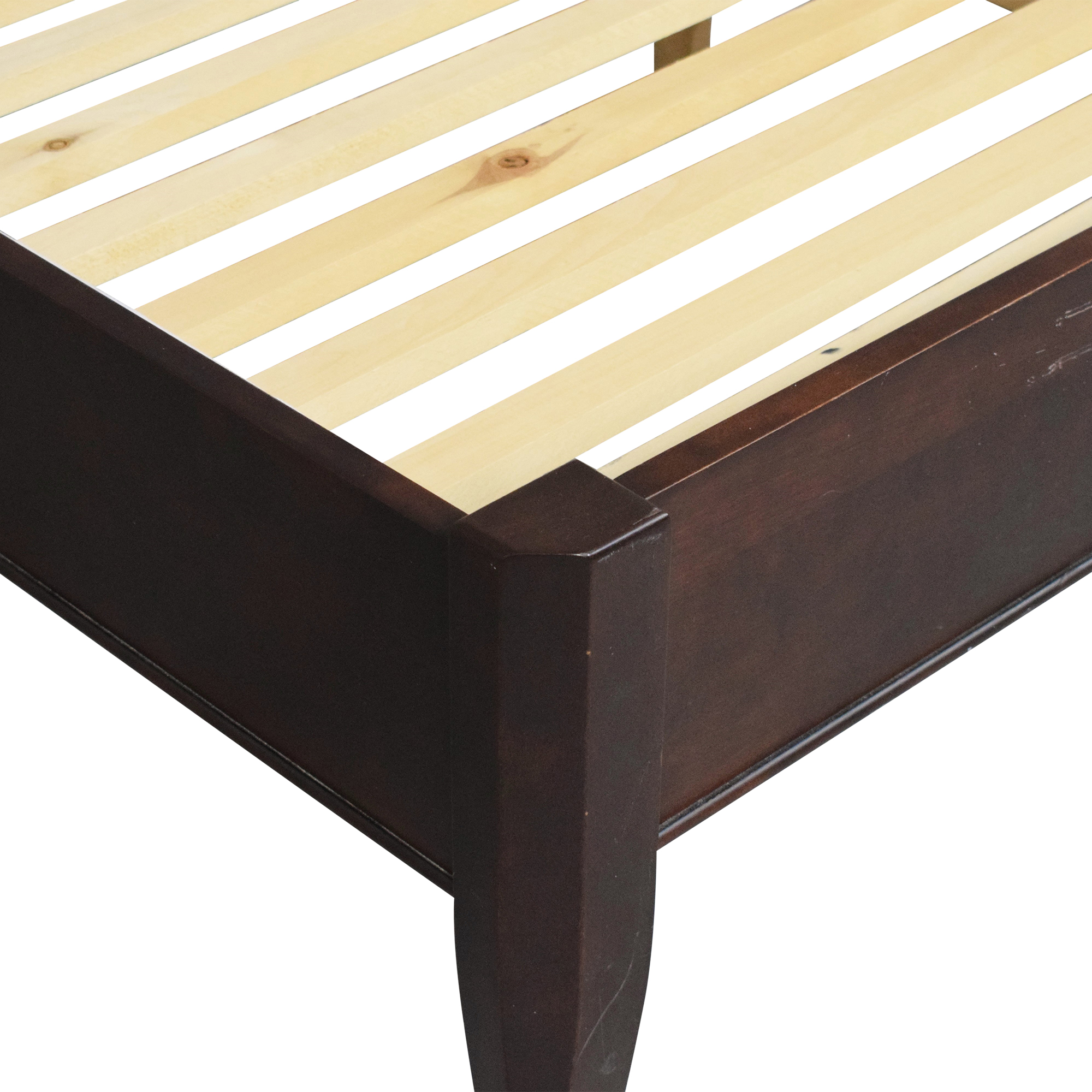 Baronet Baronet Queen Platform Bed used