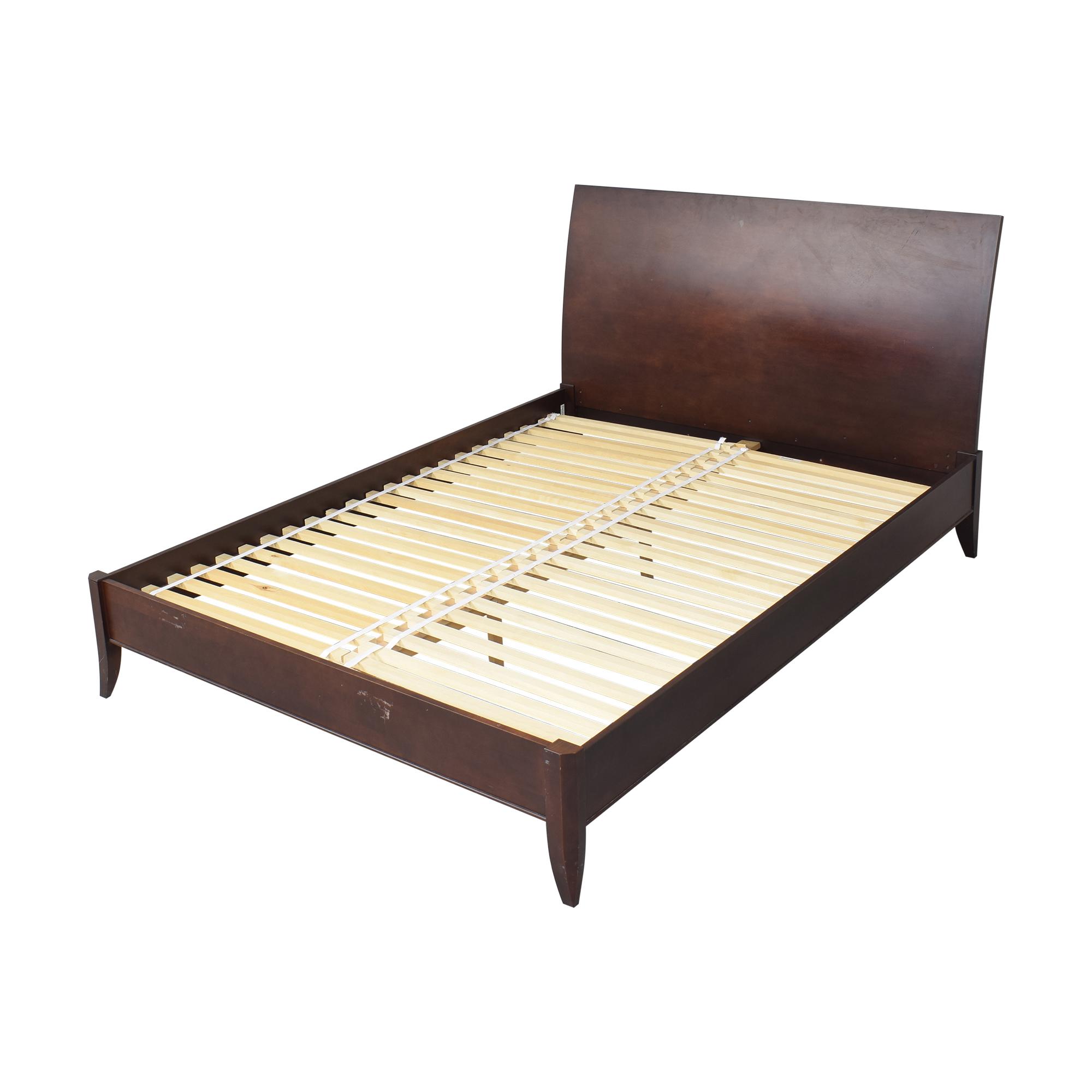 shop Baronet Queen Platform Bed Baronet