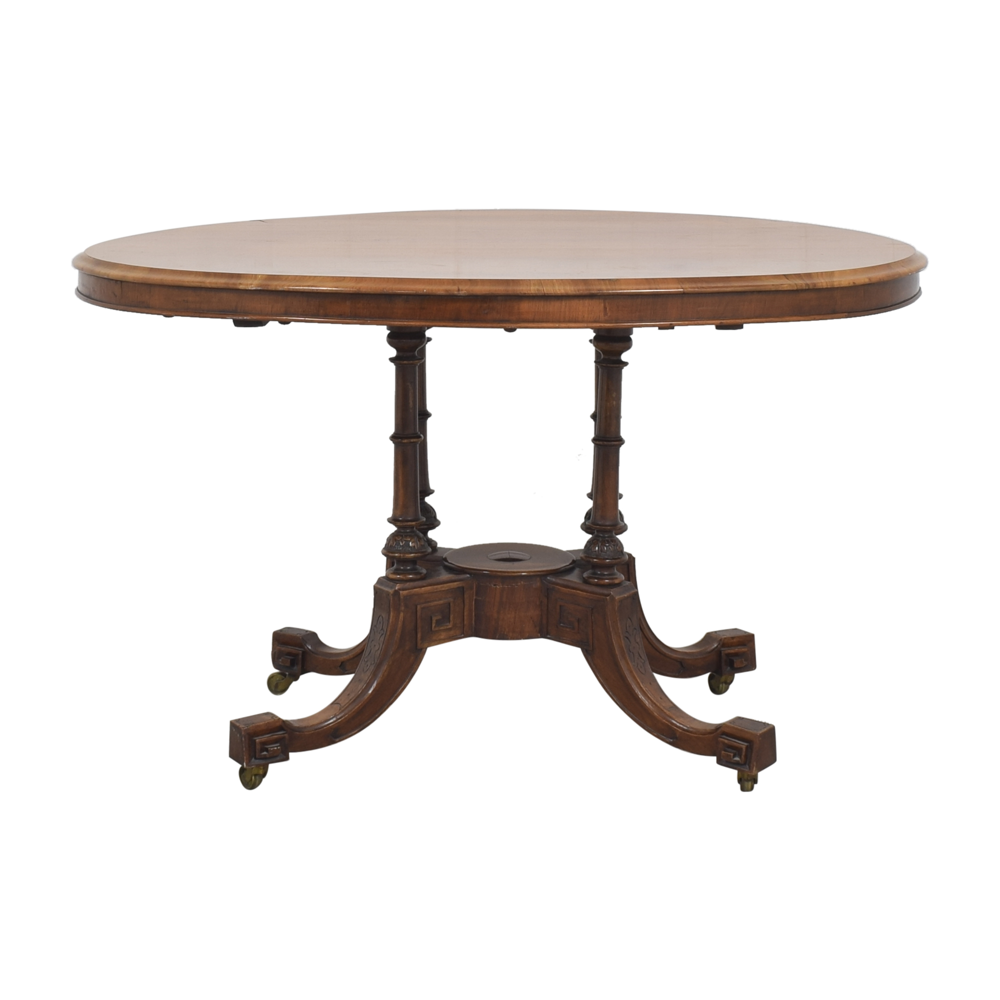 Antique Card Table / Accent Tables
