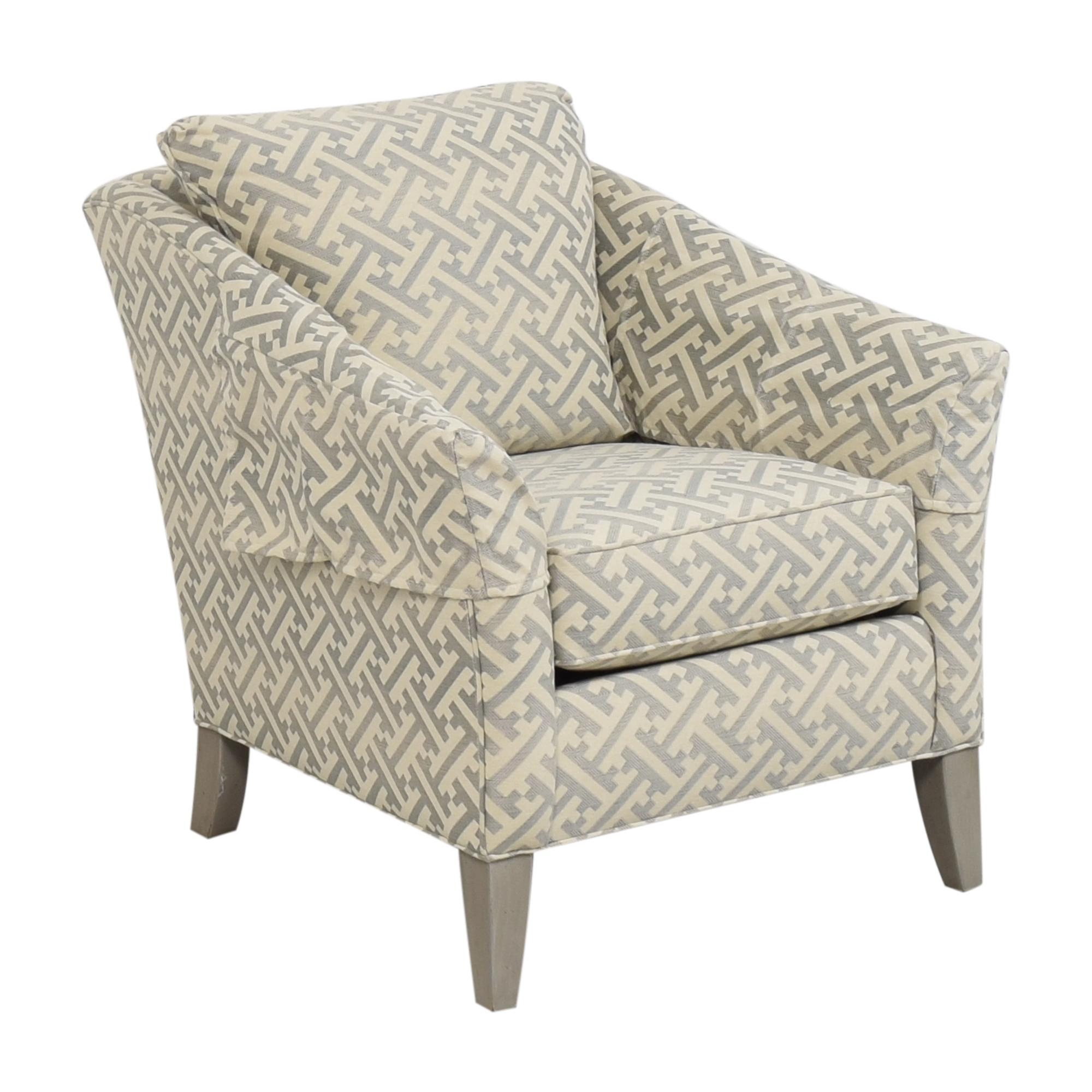 shop Ethan Allen Gibson Arm Chair Ethan Allen Accent Chairs