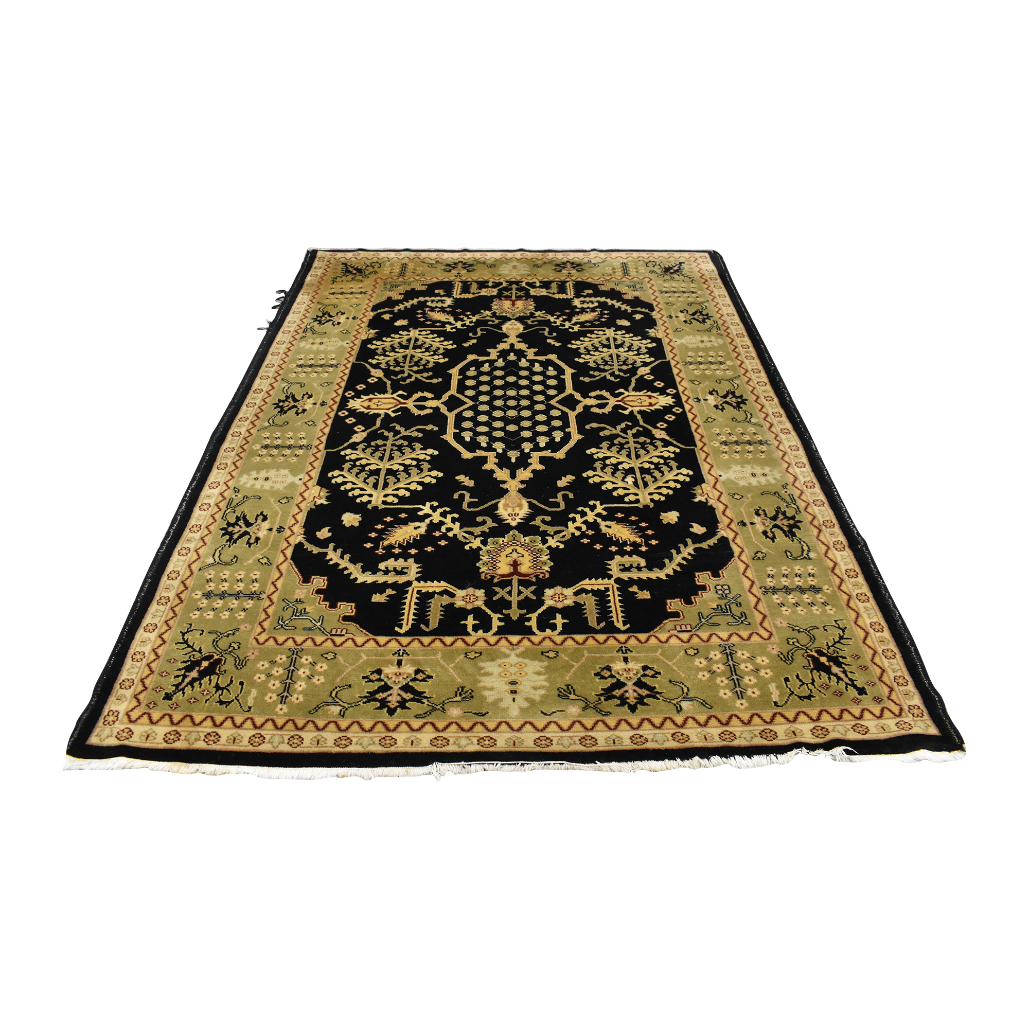 buy Bloomingdale's Patterned Area Rug Bloomingdale's Rugs