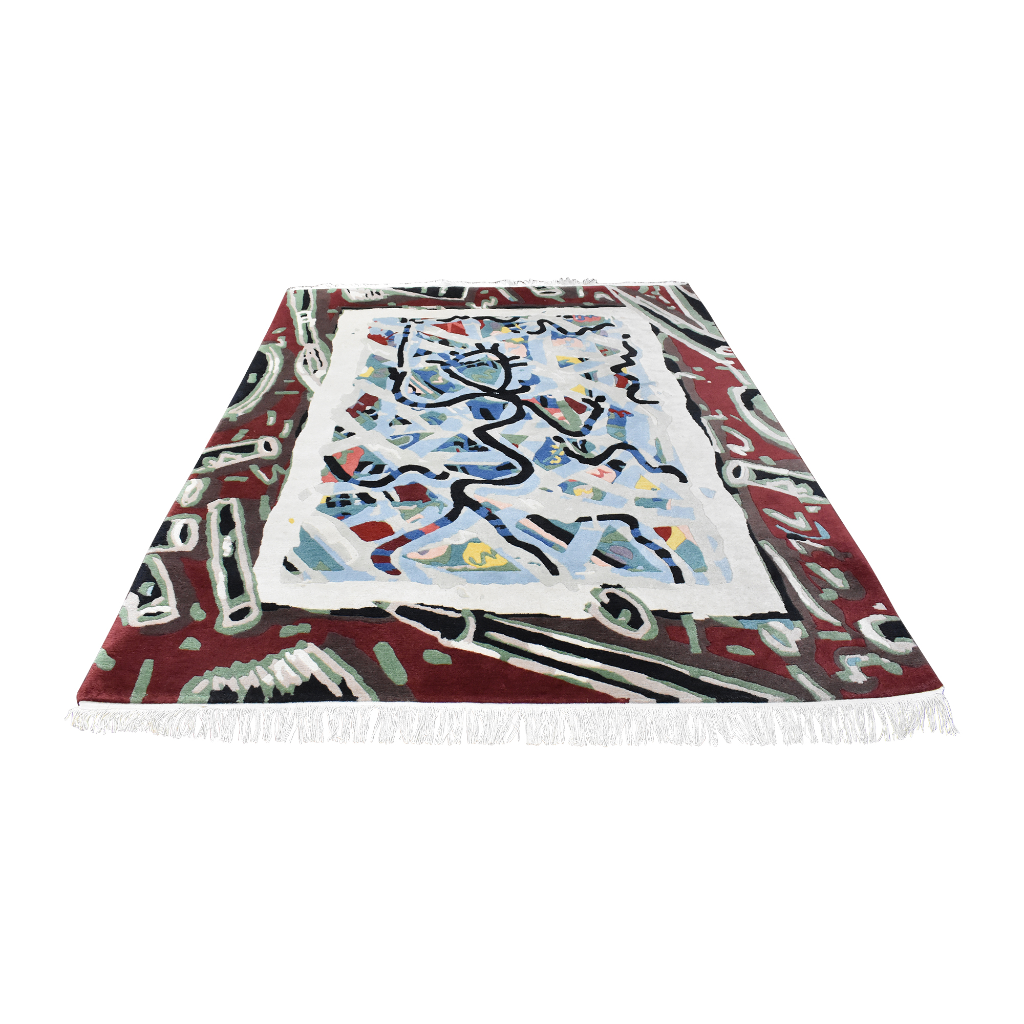 shop  Carl T. Chew Snake Dancer Area Rug online