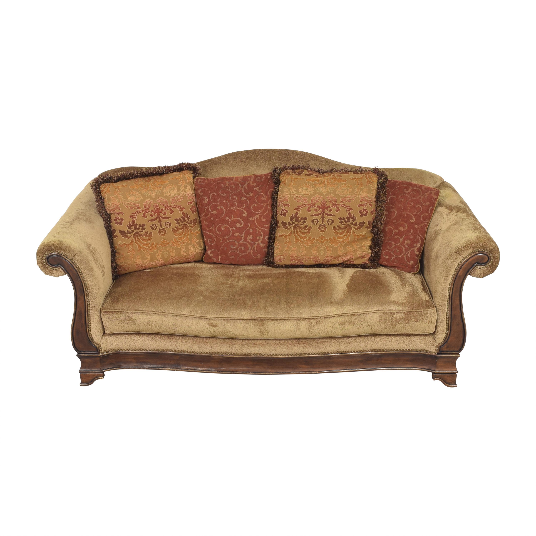 Markor International Camelback Sofa sale