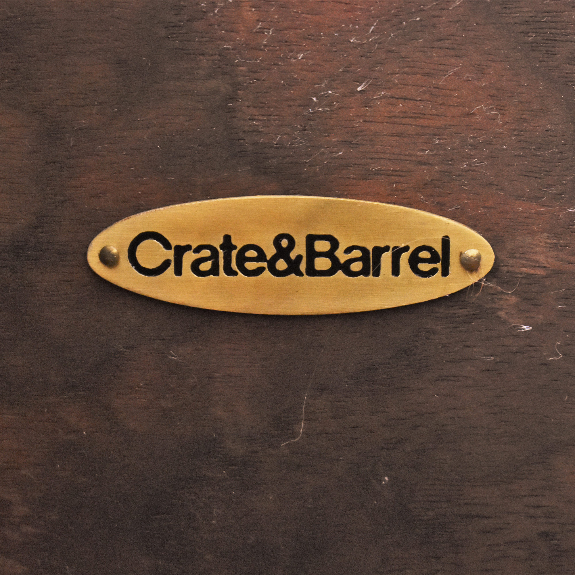 Crate & Barrel Crate & Barrel Storage Coffee Table ct