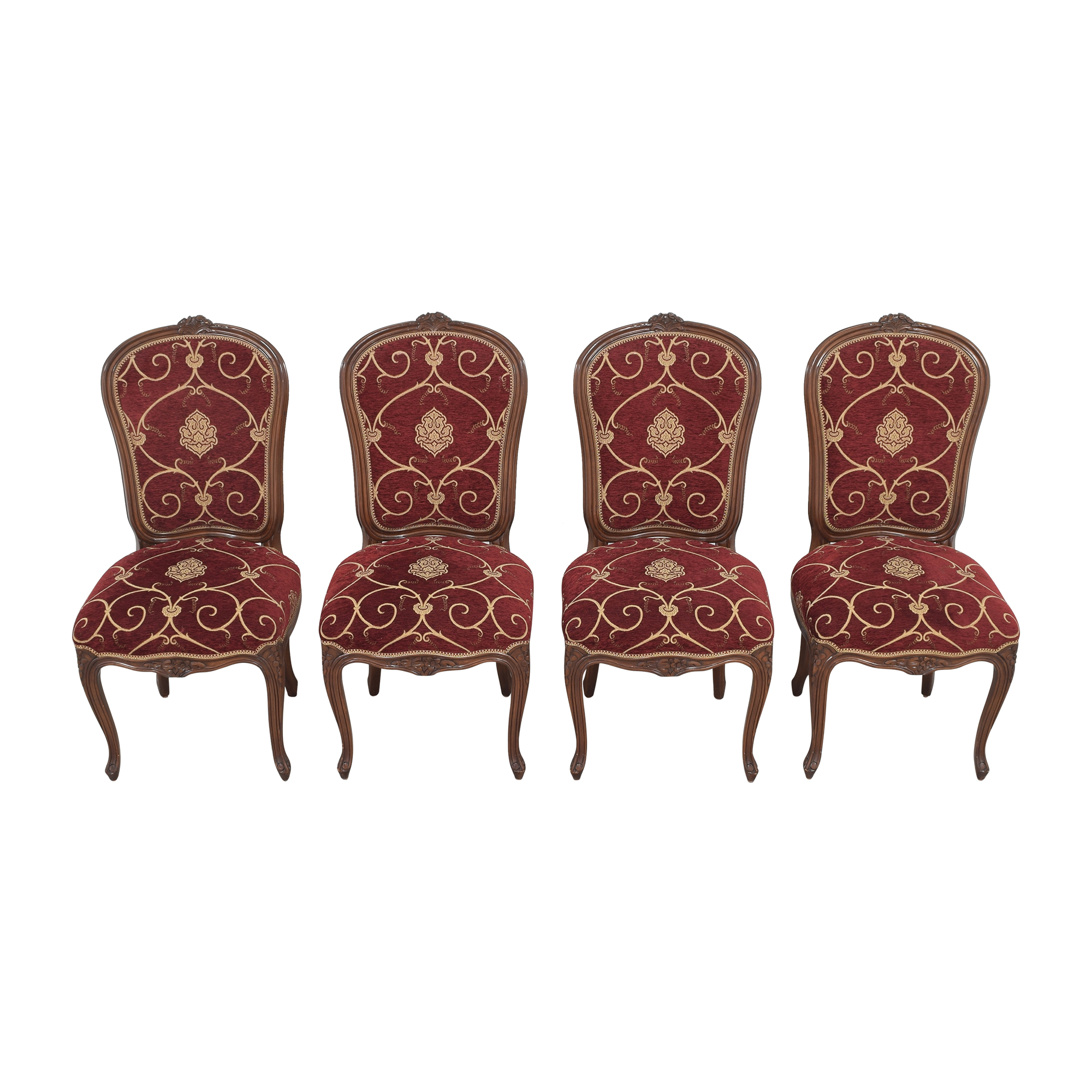 Louis J. Solomon Louis XV Side Dining Chairs / Dining Chairs