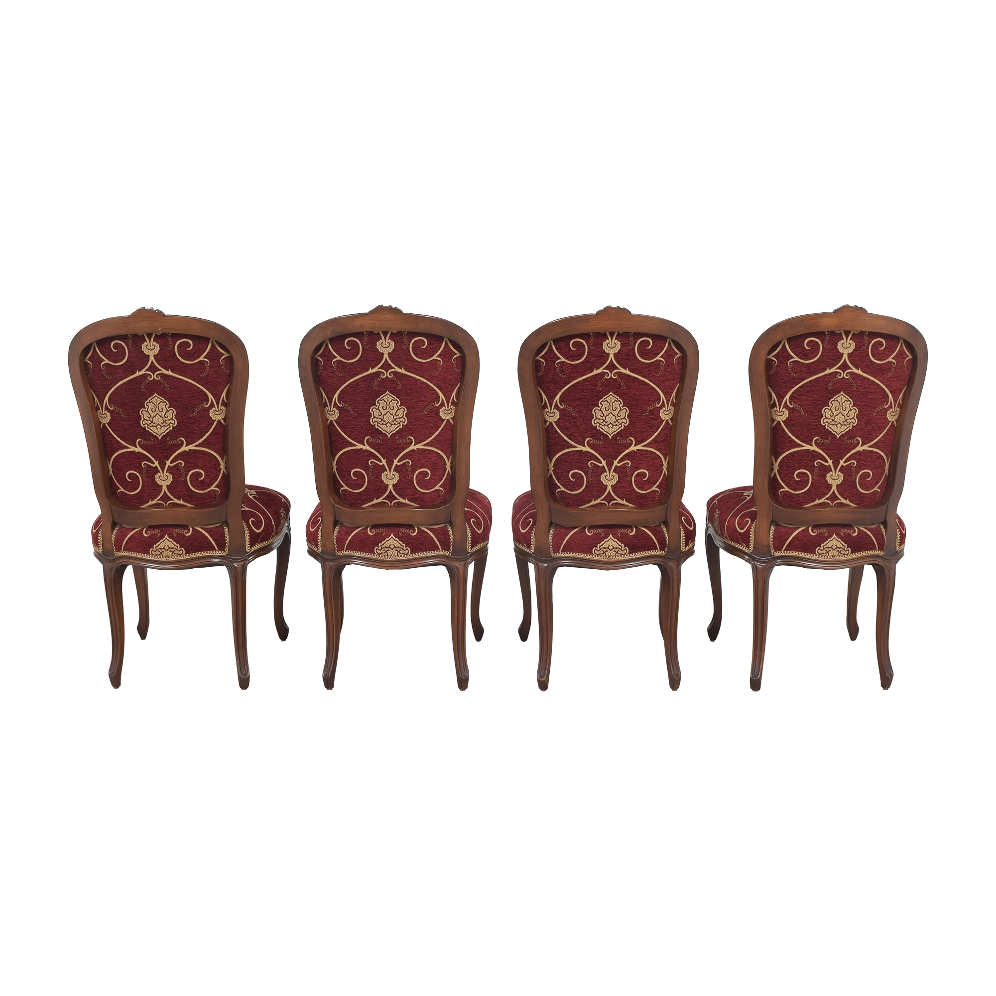 Louis J. Solomon Louis J. Solomon Louis XV Side Dining Chairs price