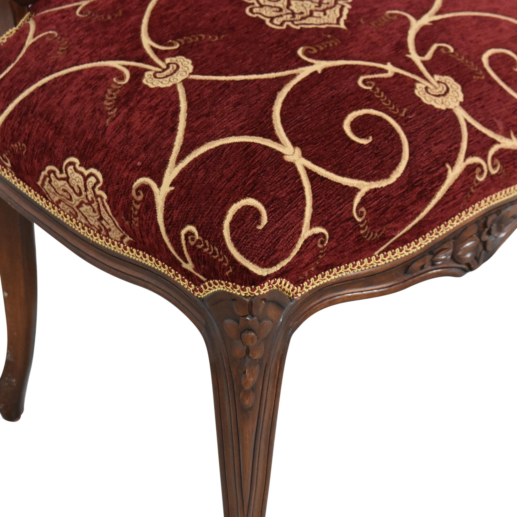 Louis J. Solomon Louis XV Side Dining Chairs Louis J. Solomon