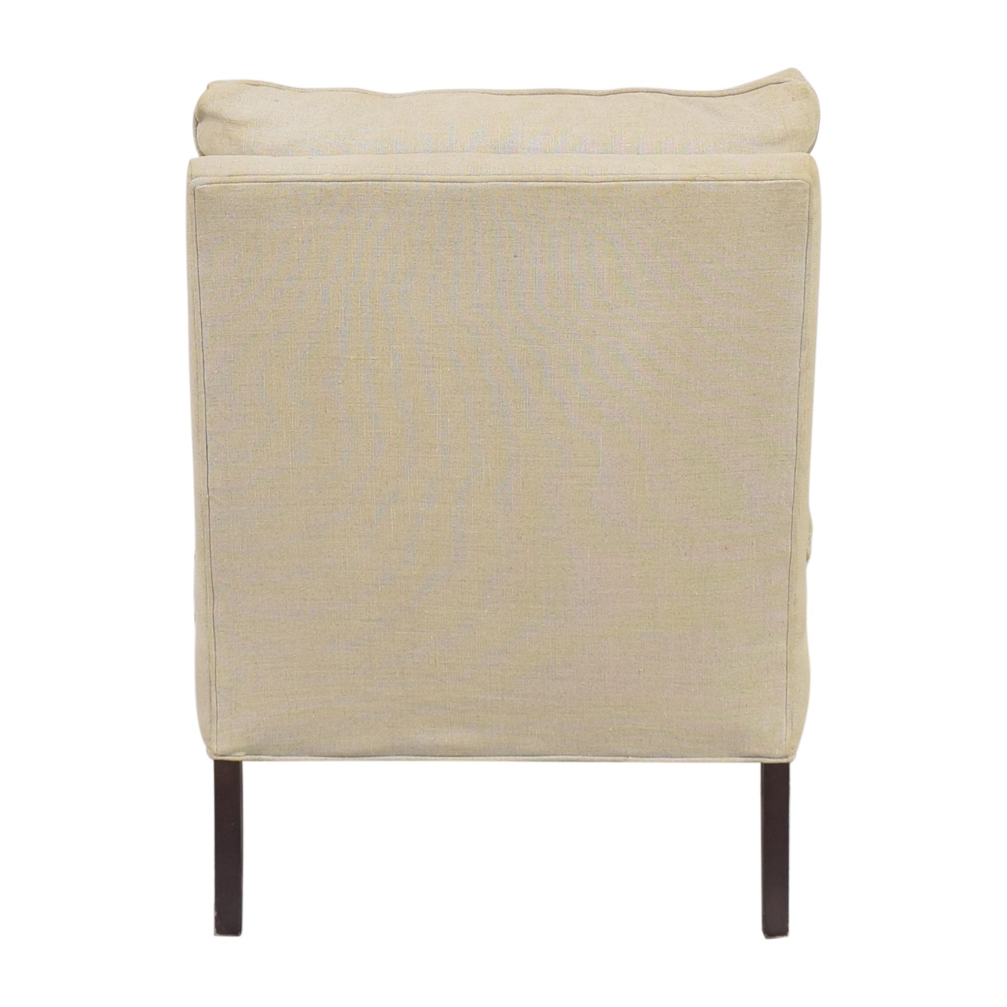 Mitchell Gold + Bob Williams Slipper Chair / Chairs