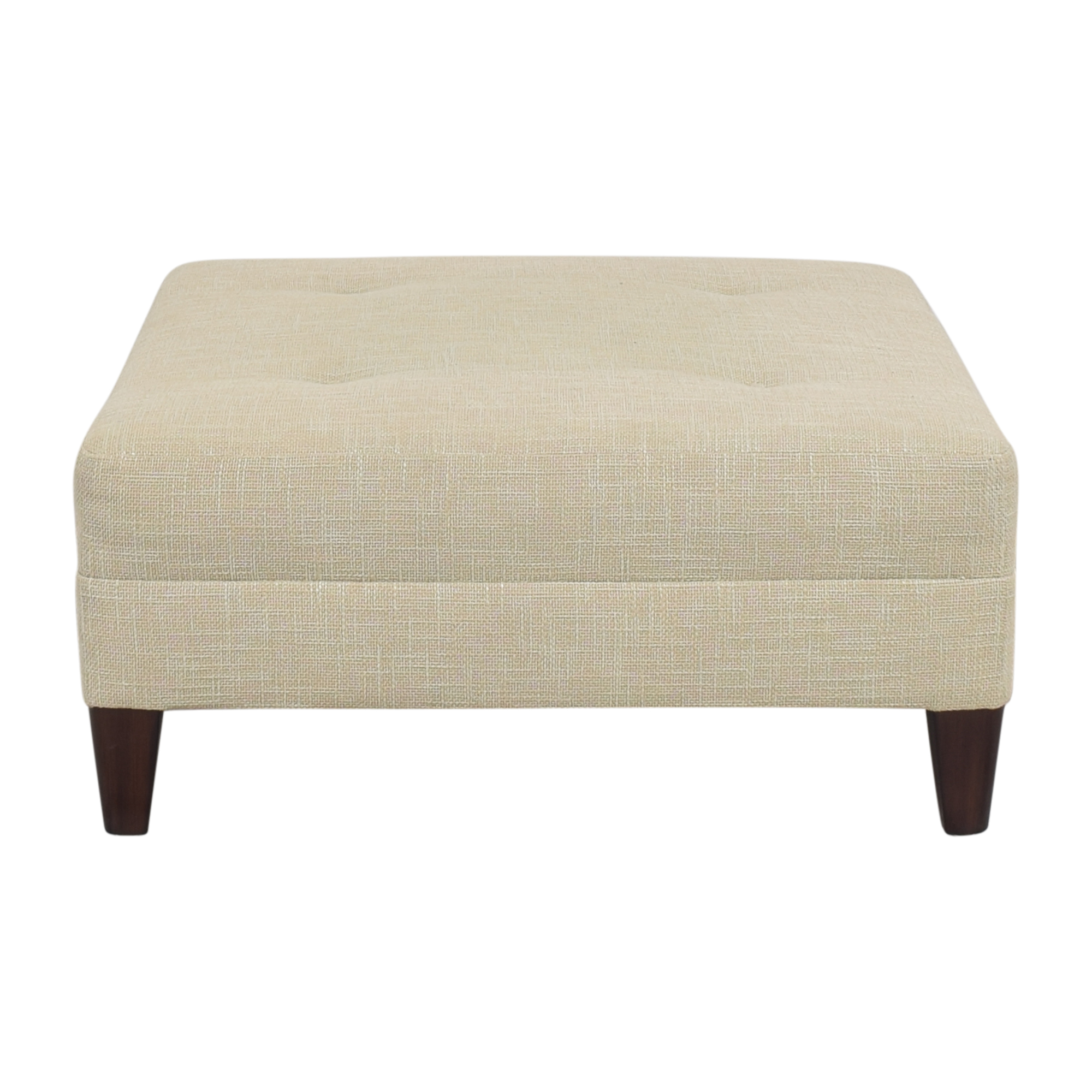 Custom Square Tufted Ottoman discount