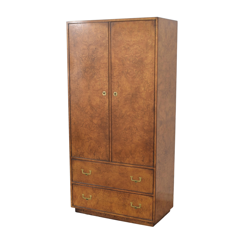 buy John Widdicomb Co. Five Drawer Armoire John Widdicomb Co. Wardrobes & Armoires