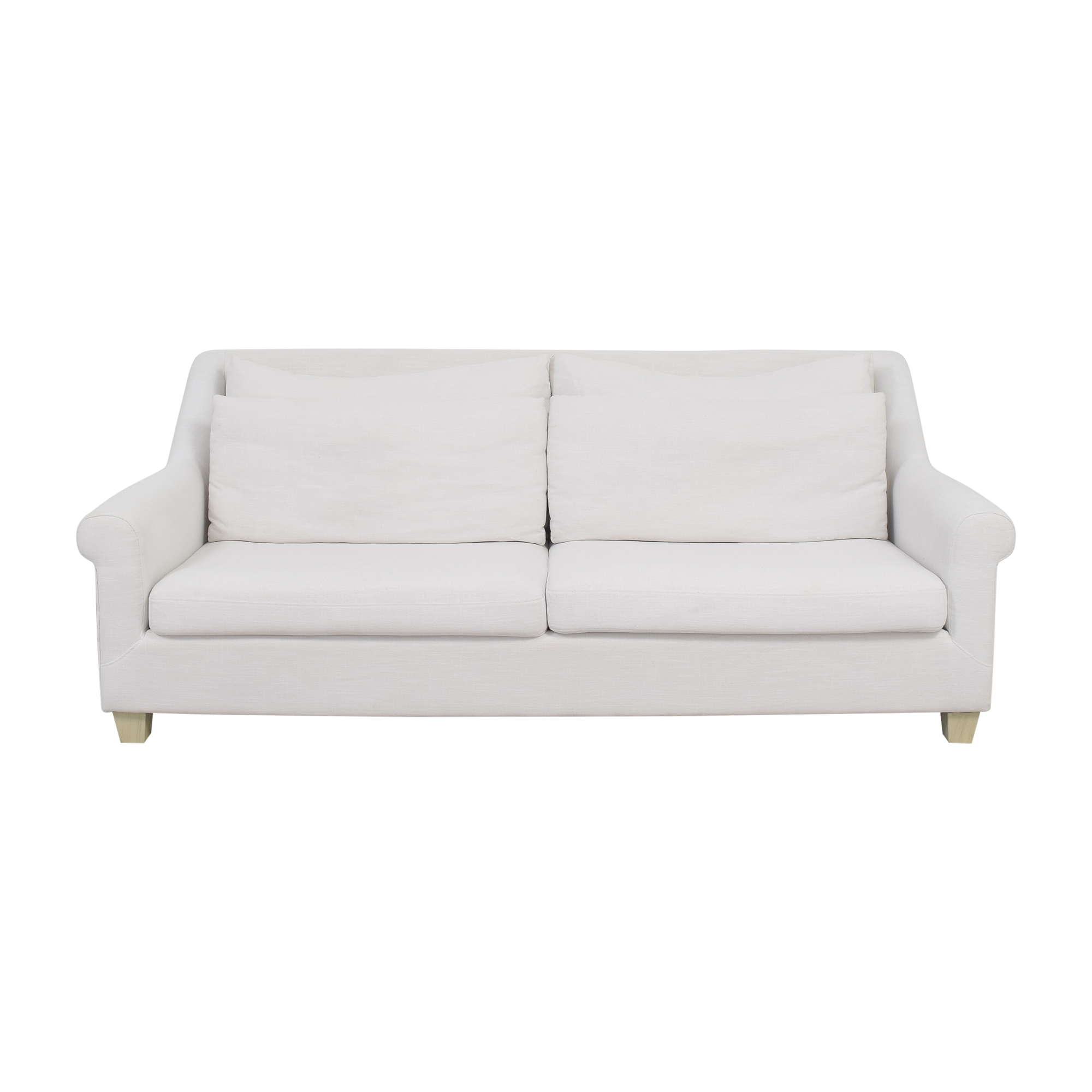 Bed Bath & Beyond Bed Bath & Beyond Bee & Willow Home Roll Arm Sofa Sofas